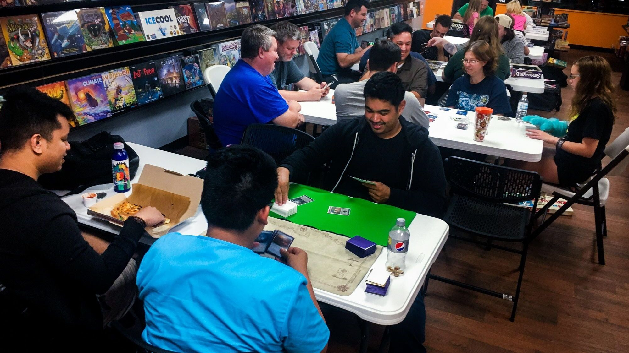 North Suburbs Game Night