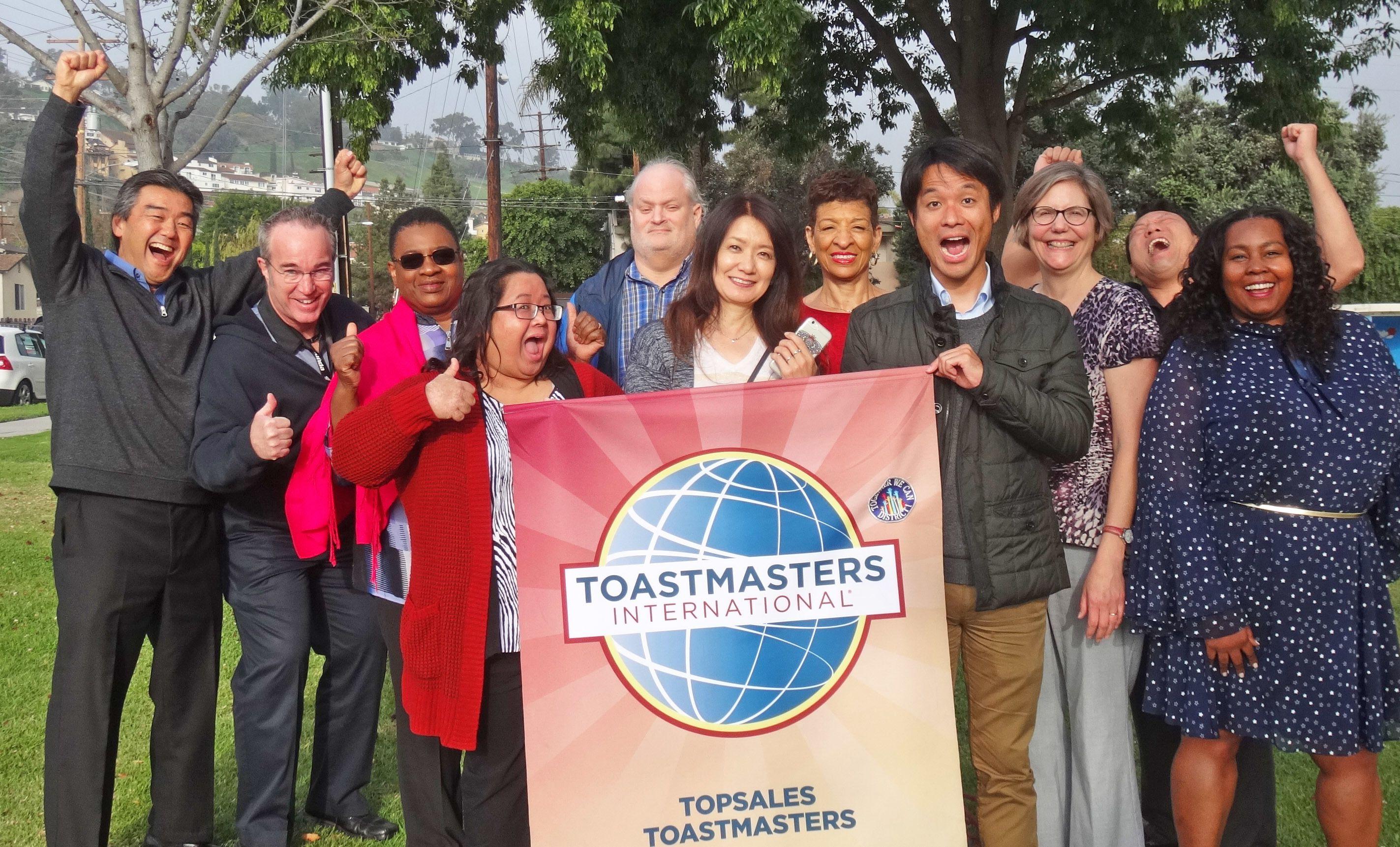 Top Sales Toastmasters Club