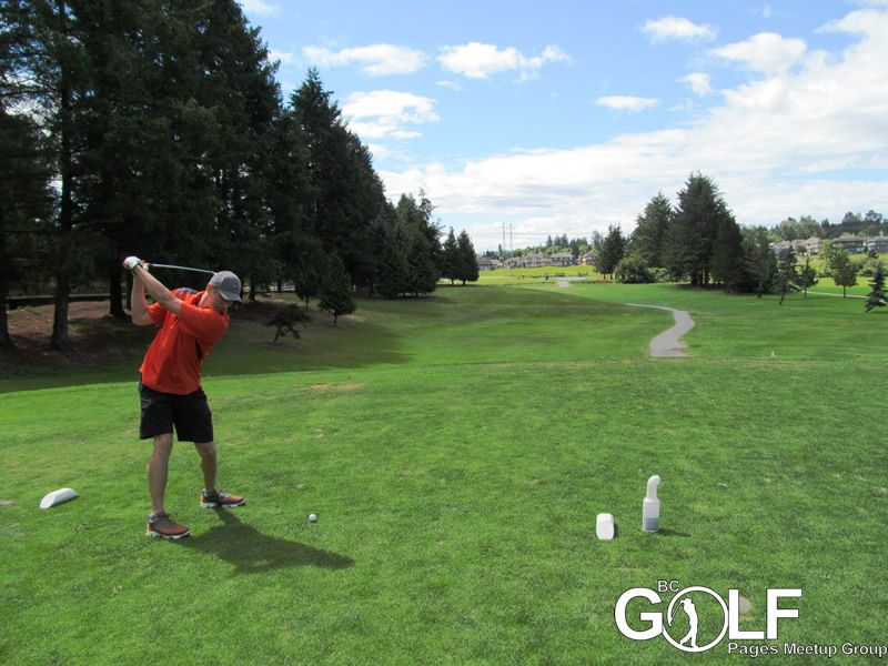 BC Golf Pages Meetup Group - Greater Vancouver Chapter