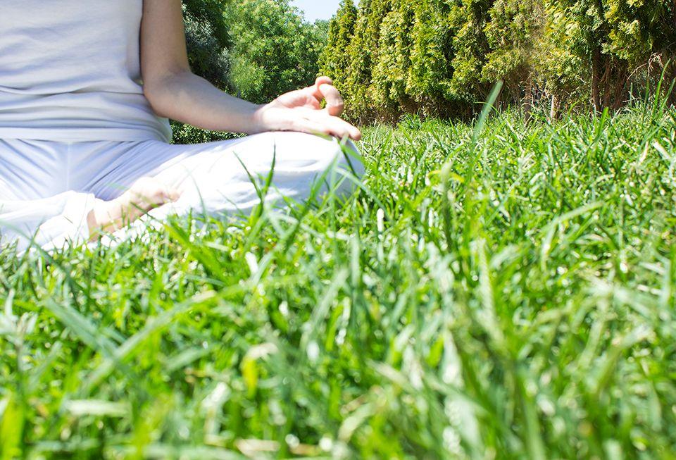 Sesión de Hatha yoga, pranayamas y meditación