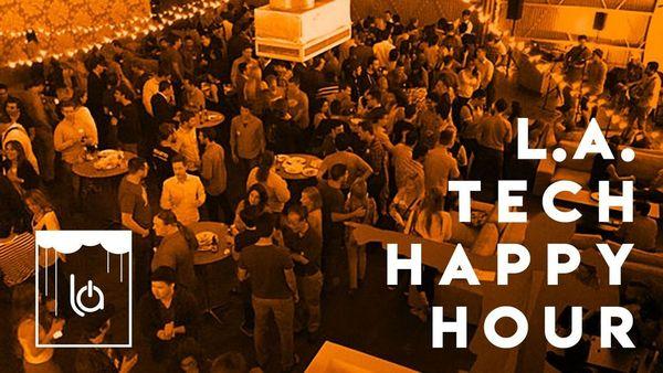 Upcoming events | LA Tech Happy Hour (Los Angeles, CA)