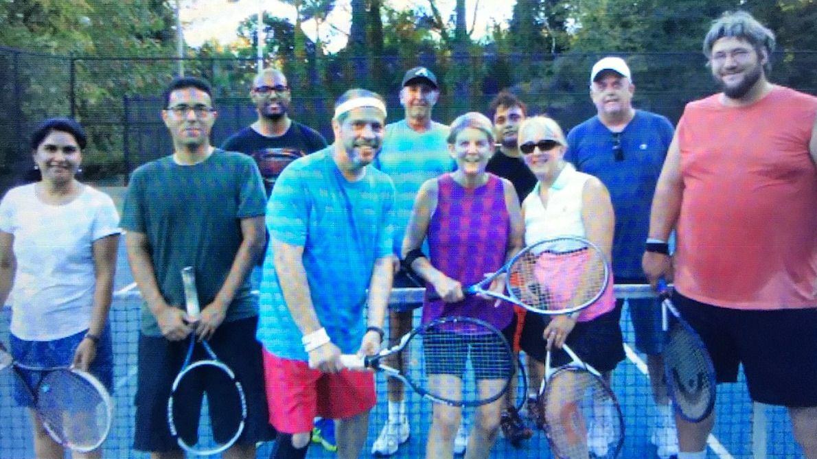 Marietta Tennis Meetup