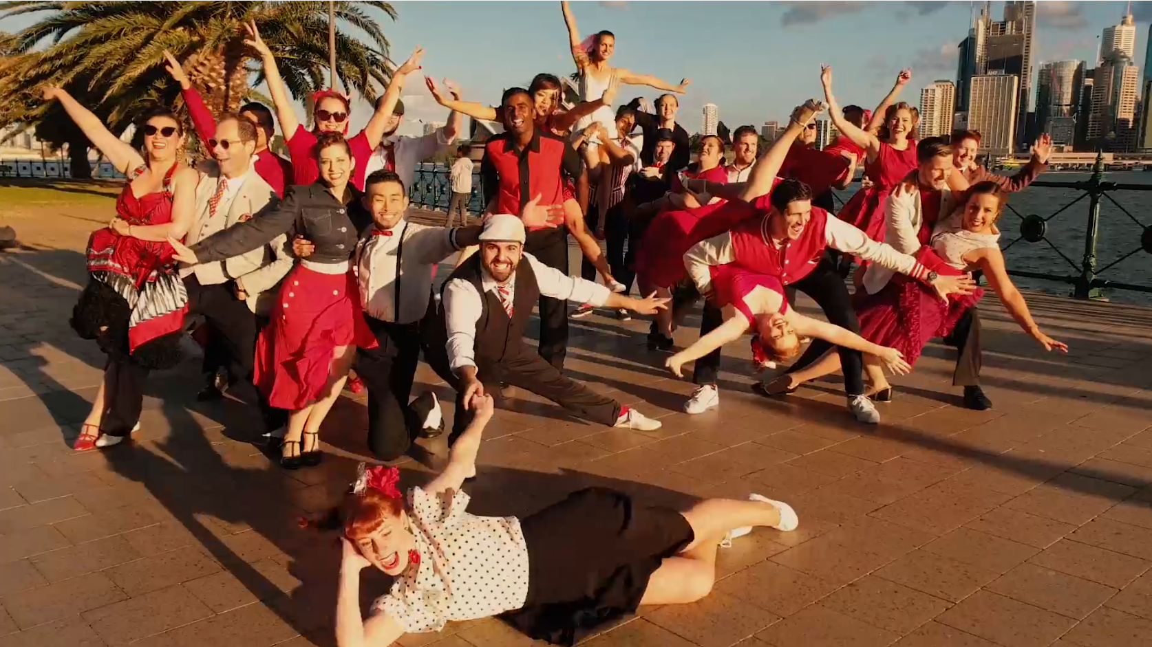 All About Swing Dancing, Lindyhop & Rock 'n' Roll Sydney
