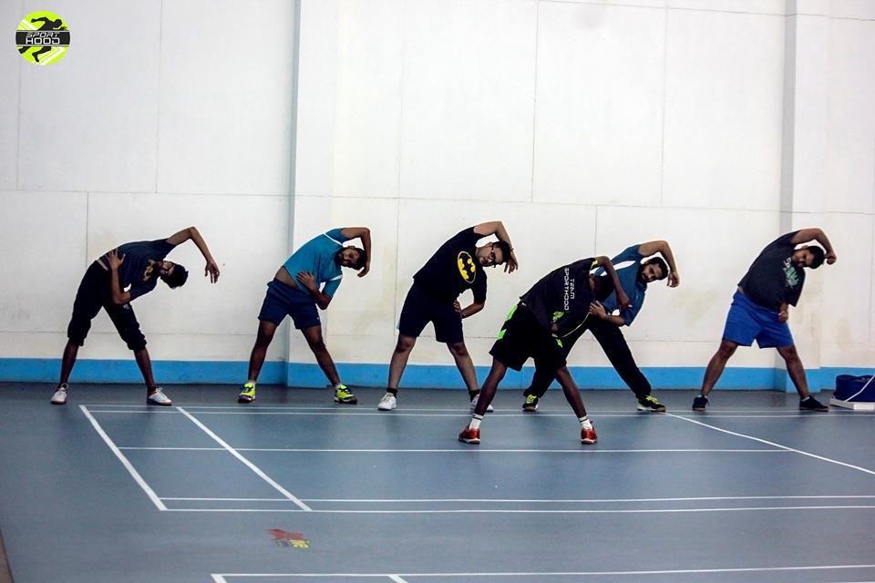 Bangalore Badminton and Fitness Meetup - Marathahalli