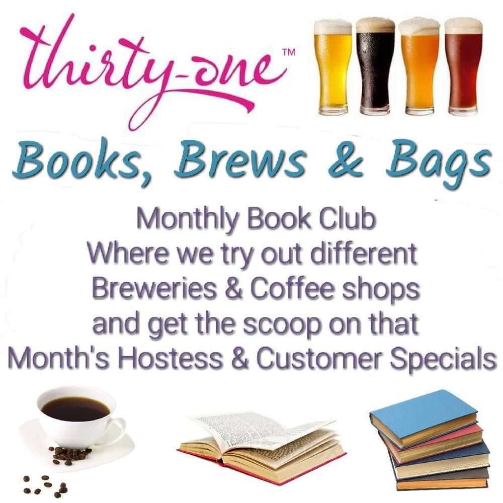 Books, Brews & Bags!