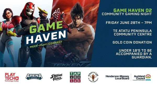 Community Gaming Night - GameHaven #2 | Meetup