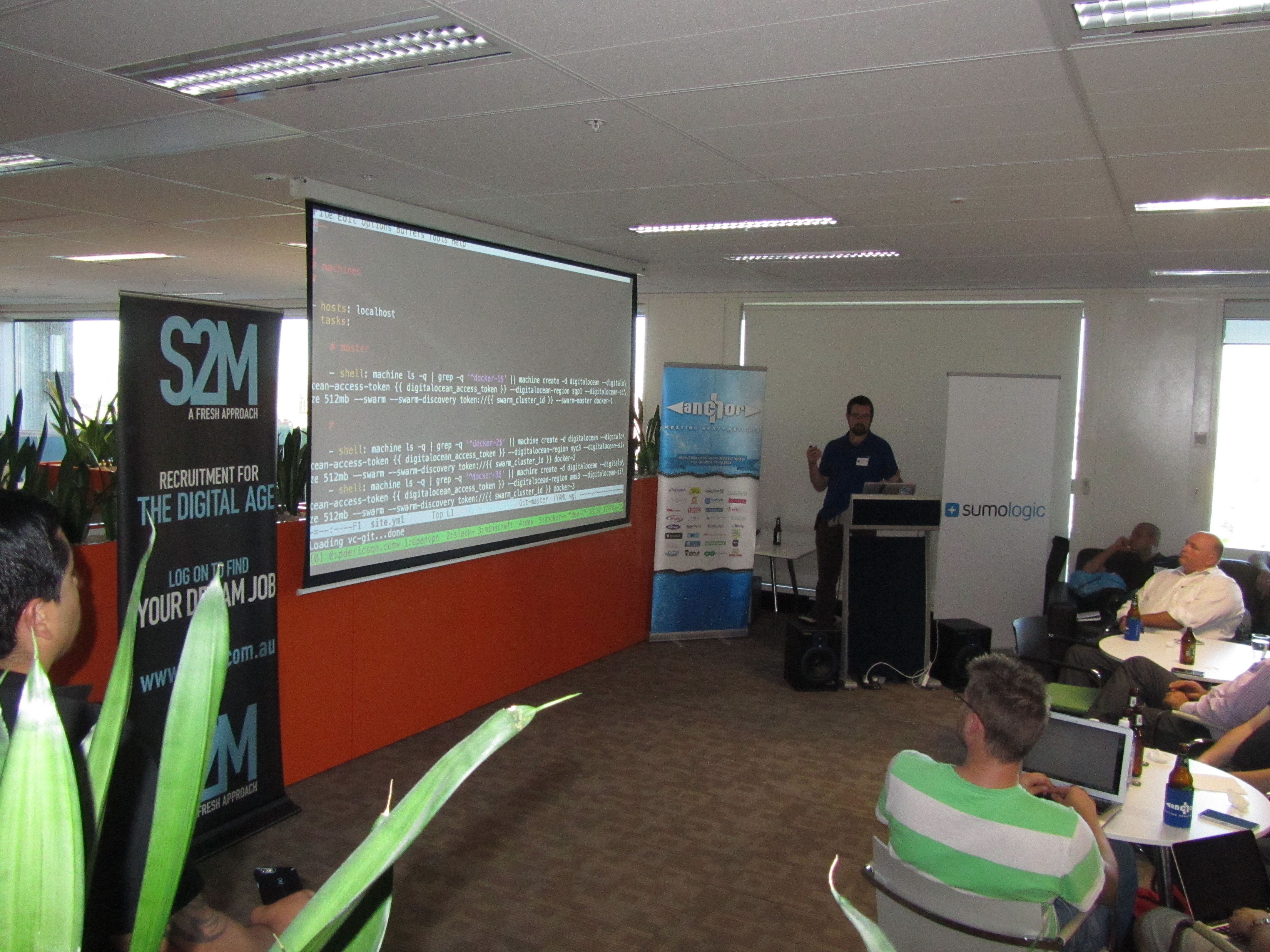 Photos - Sydney Docker User Group (Sydney) | Meetup
