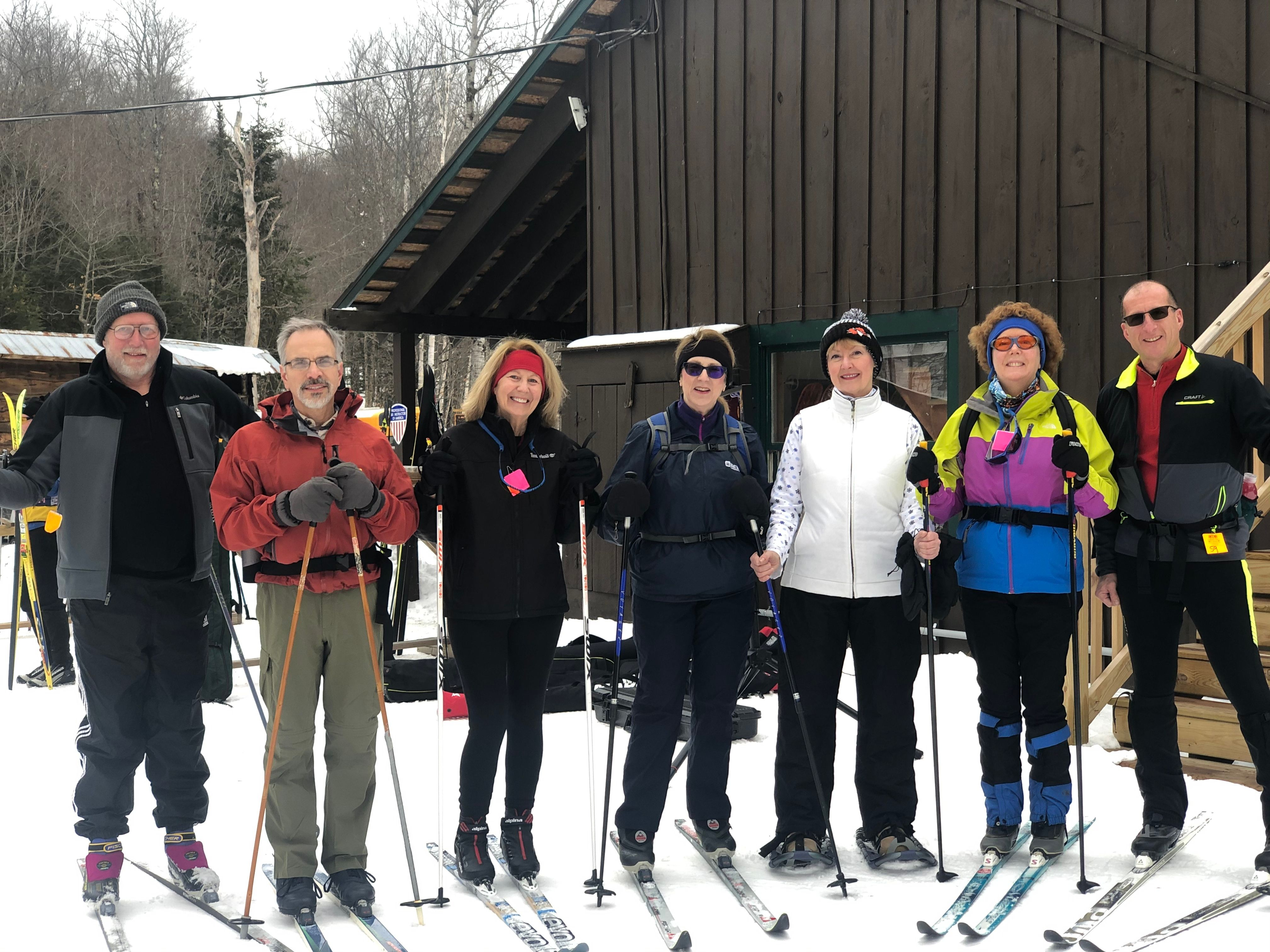 HSC.....We Are So Much More Than A Ski Club!