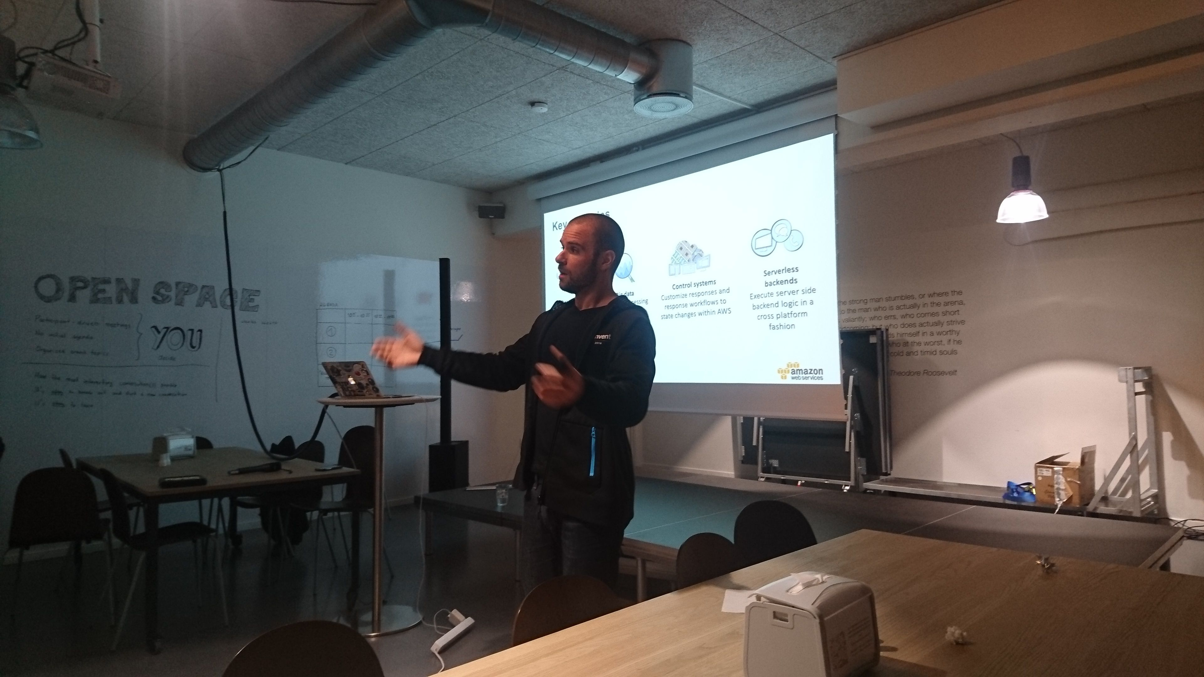 Copenhagen AWS User Group