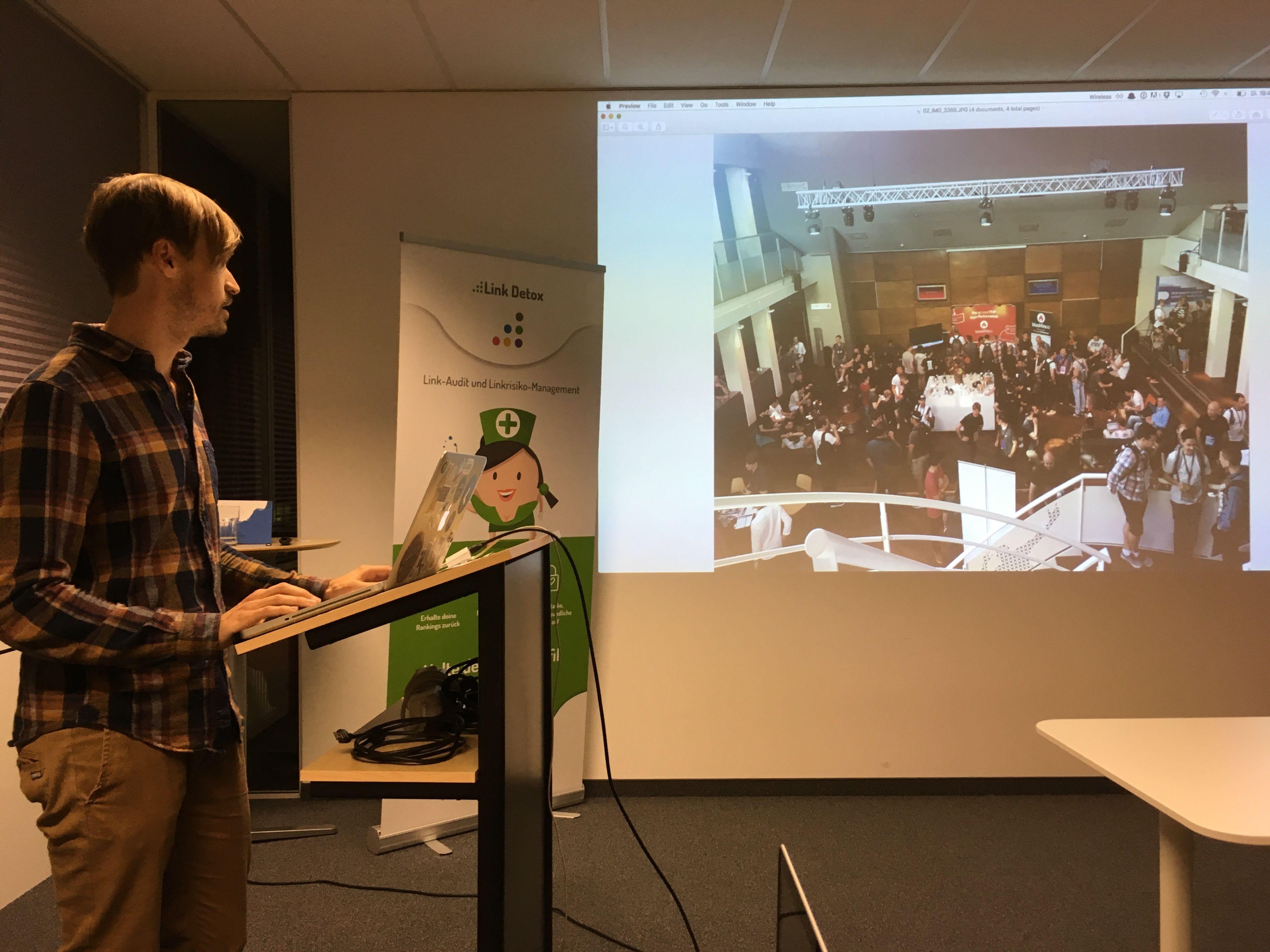 Laravel Vienna Meetup