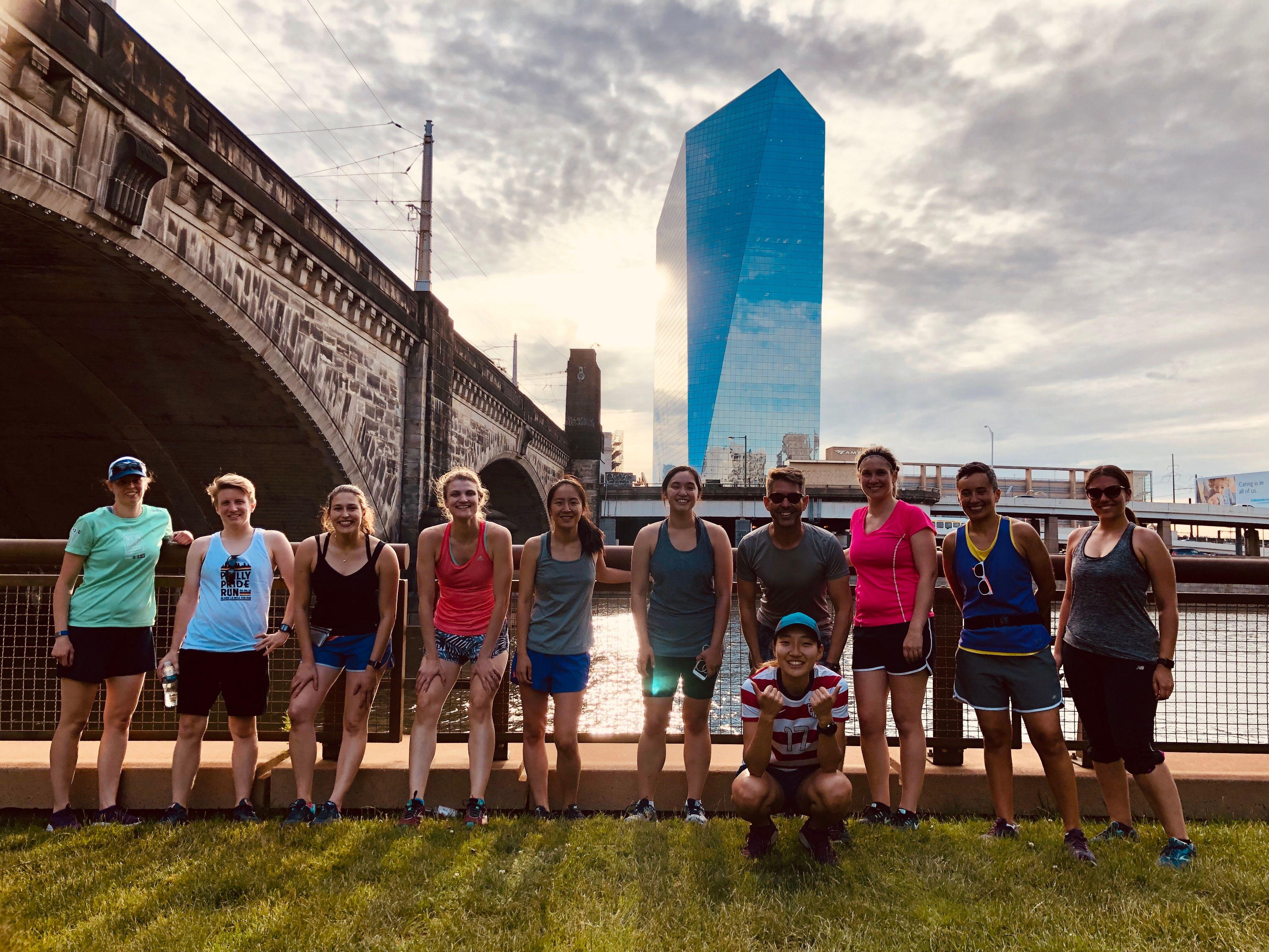 Lez Run- Running Club- Philadelphia