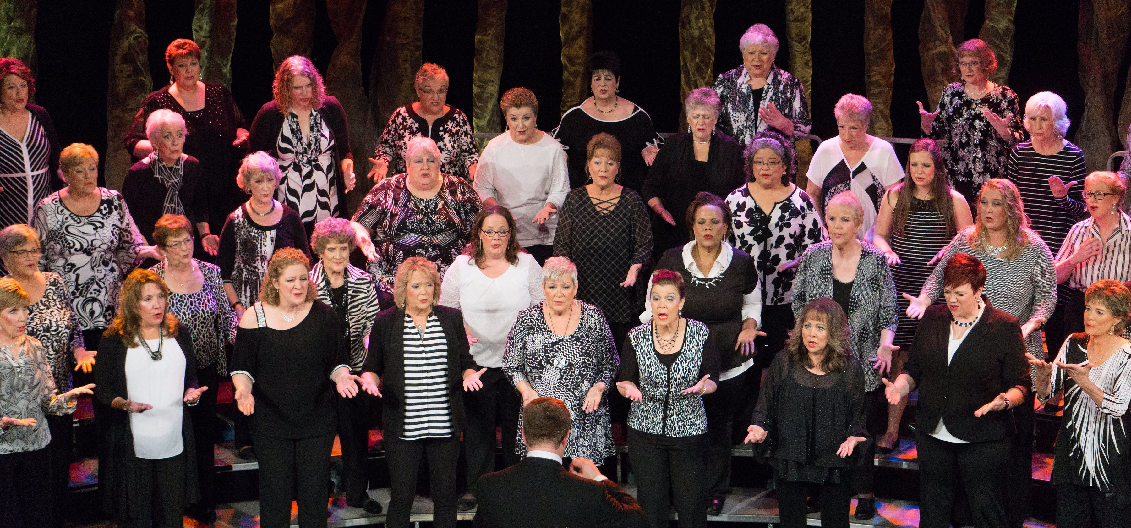 Harmony Central Sweet Adeline Chorus