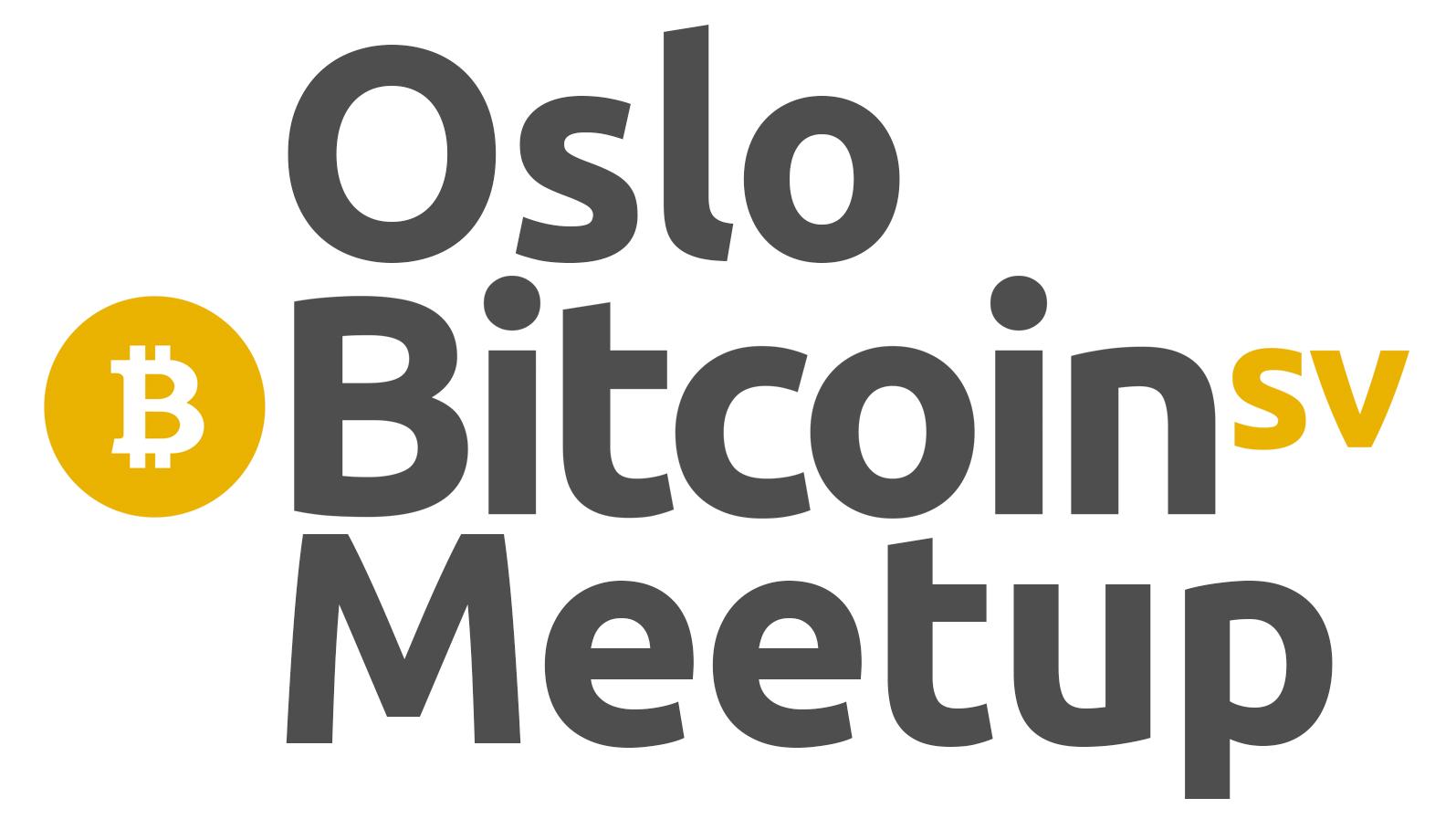 Oslo Bitcoin Meetup