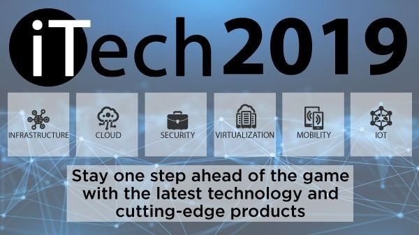 iTech - IT Infrastructure Conference & Tradeshow
