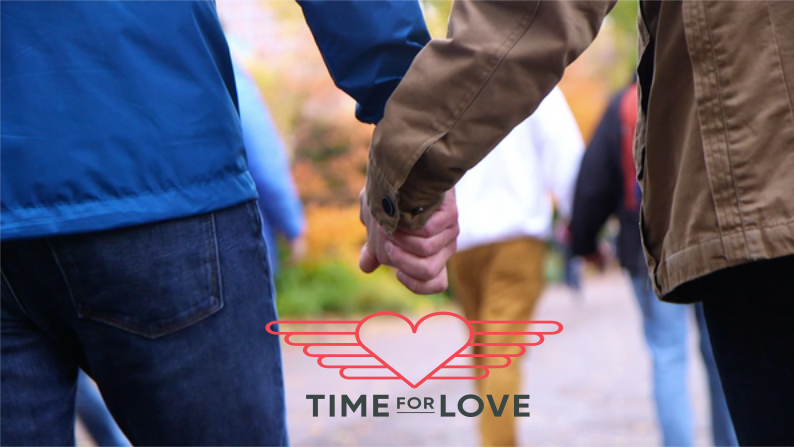 Time for Love Project 👭👬 LGBTQ+ Couples
