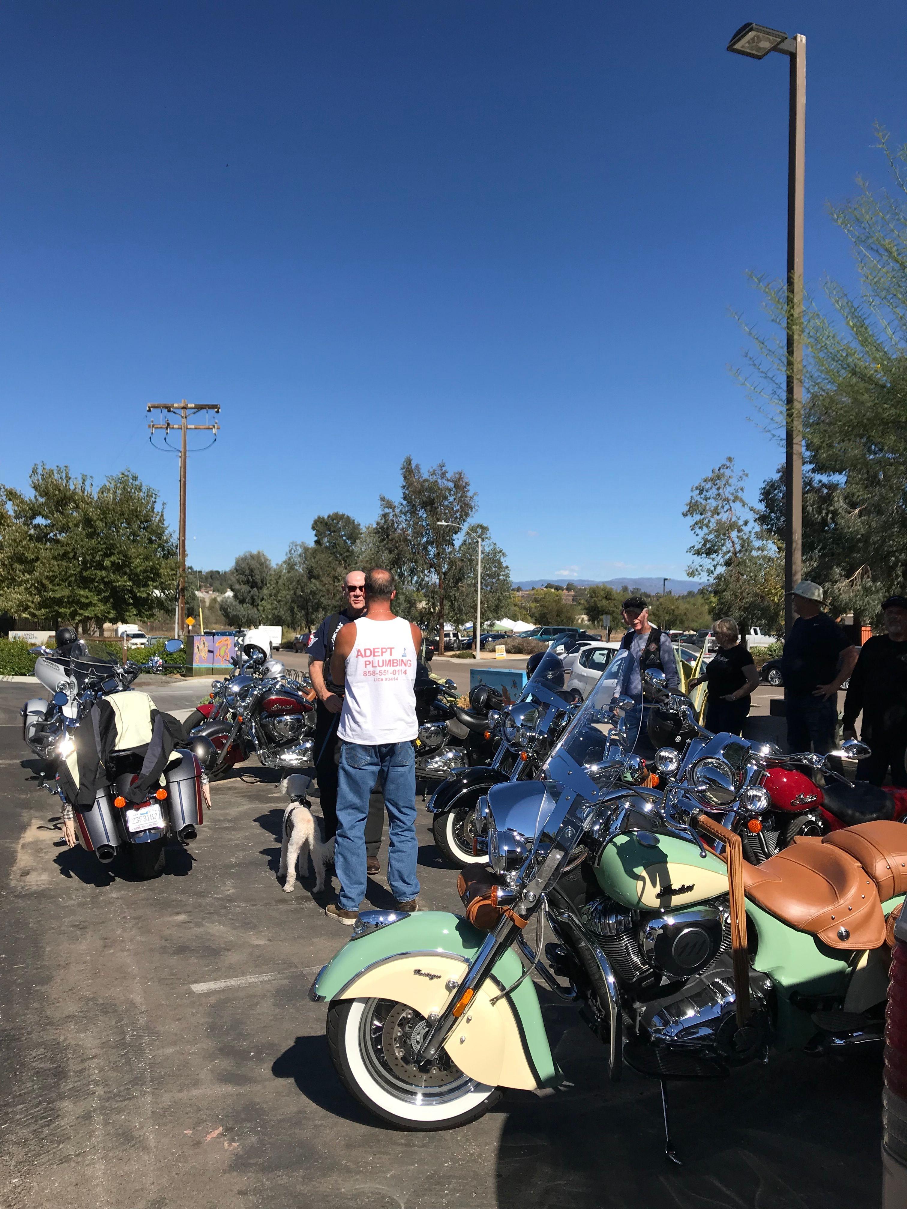 Photos Spirit Of San Diego Indian Motorcycle Riders Group El