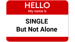 SINGLE But Not Alone Meetup