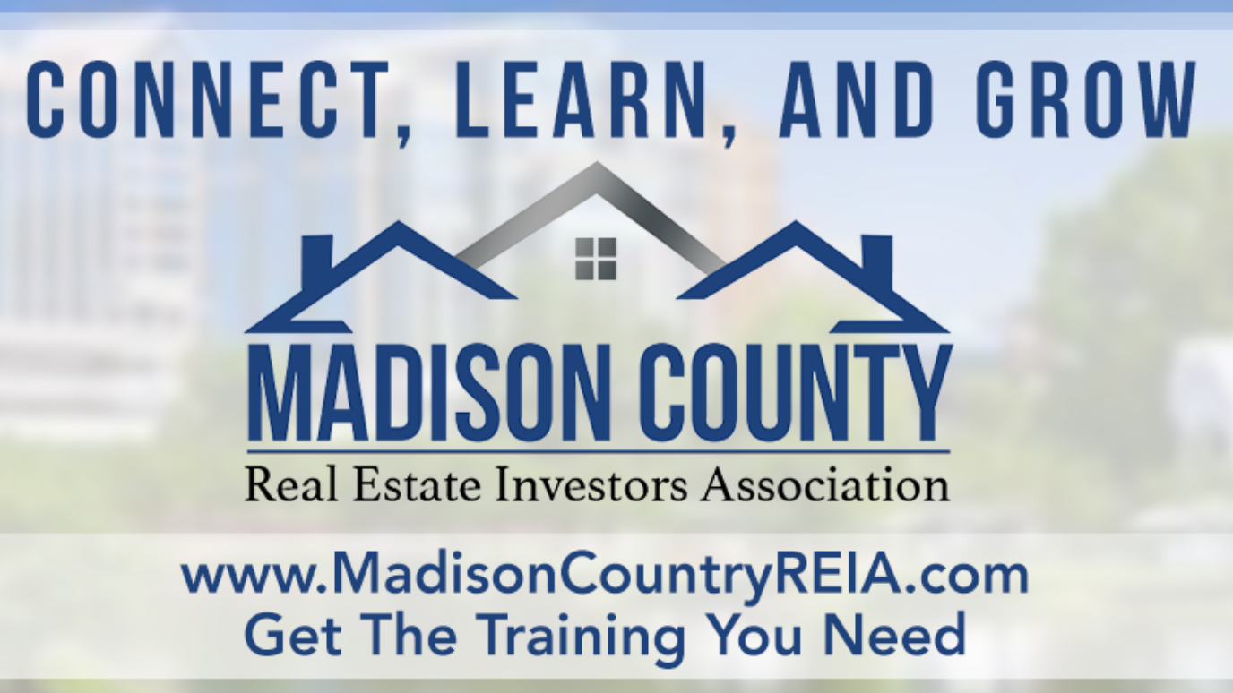 Madison County Real Estate Investors Association (MC REIA)