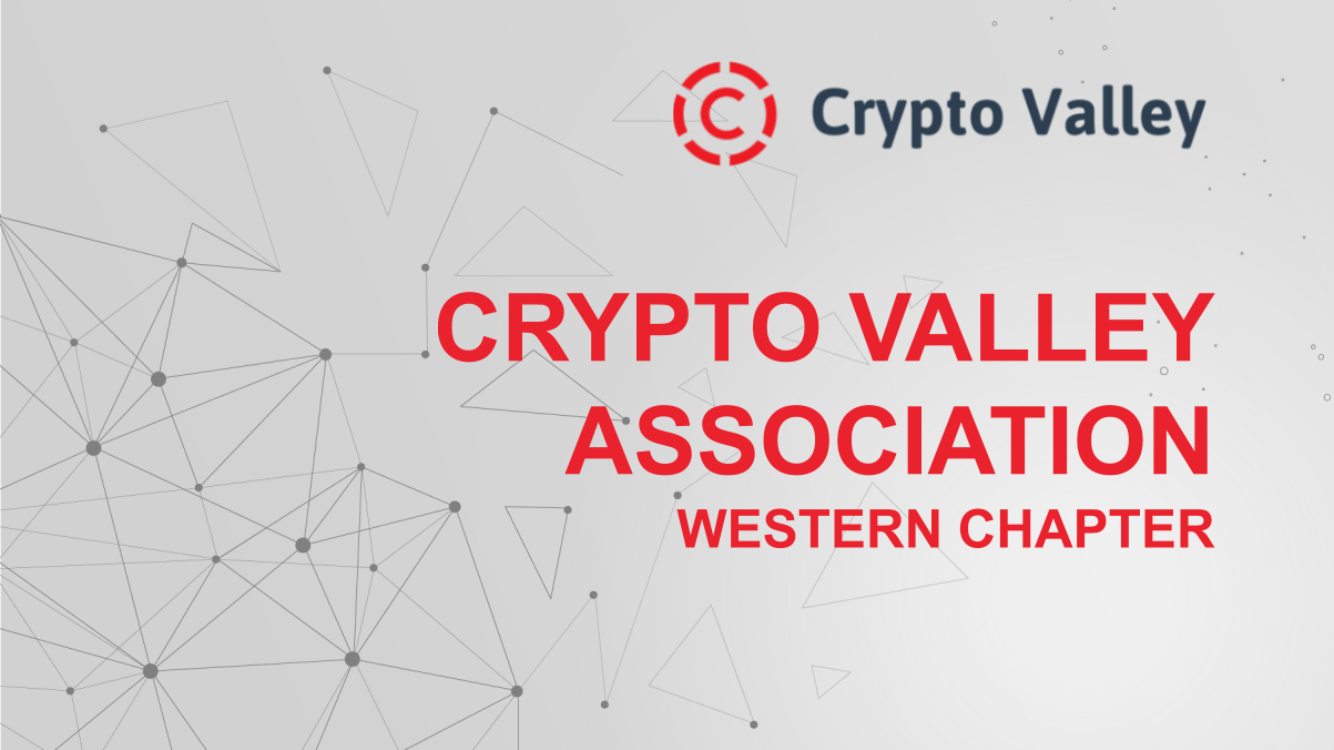 Crypto Valley Association - Western Chapter