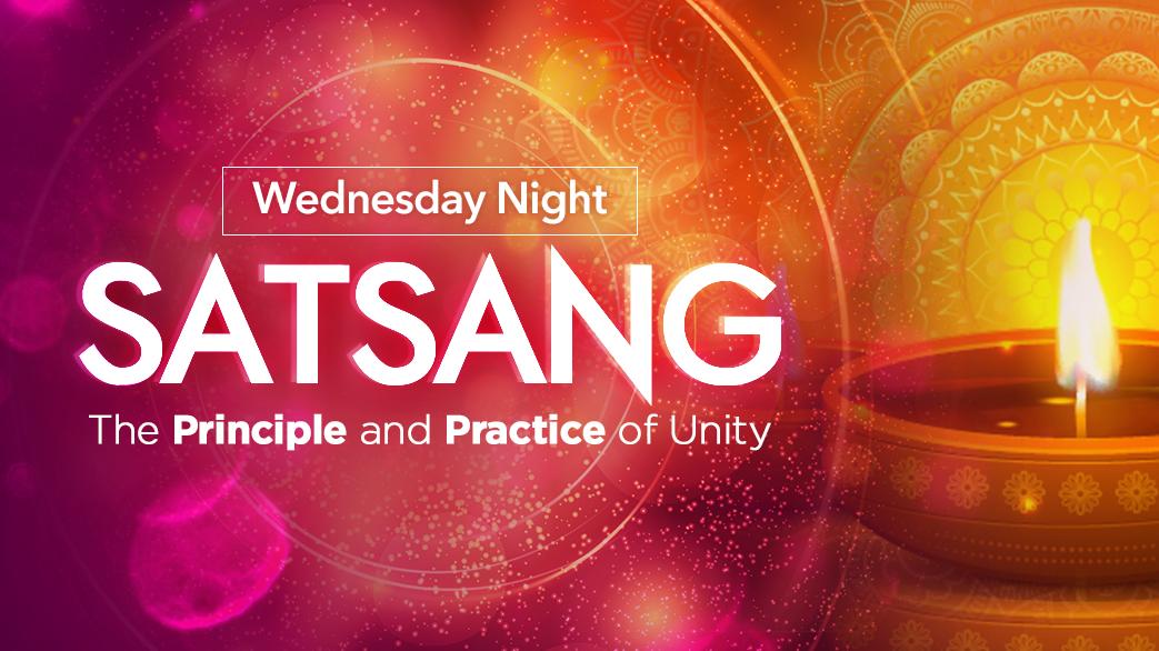 Wednesday Night Satsang