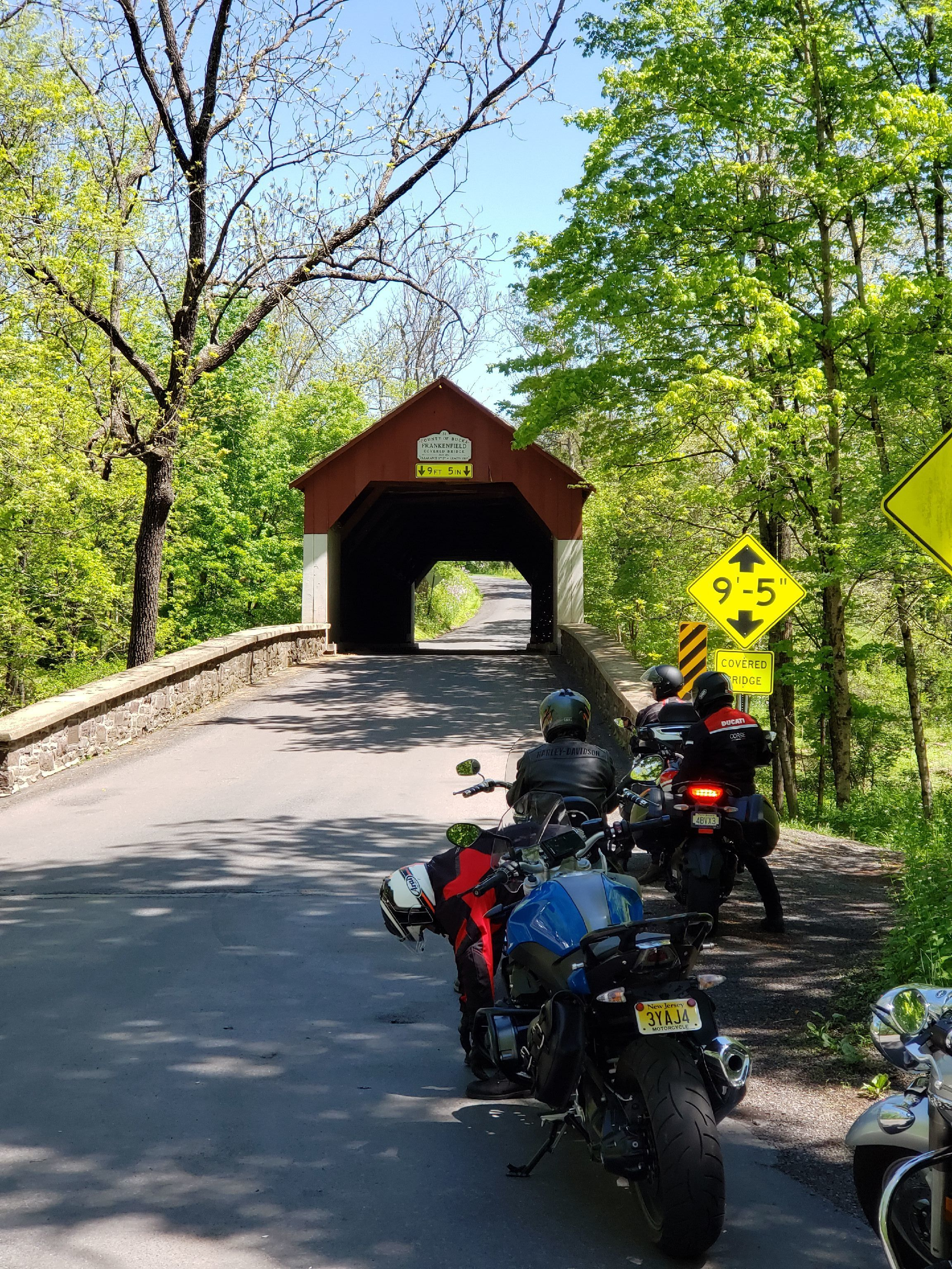 Monmouth County Kruizers Motorcycle / Adventure Group