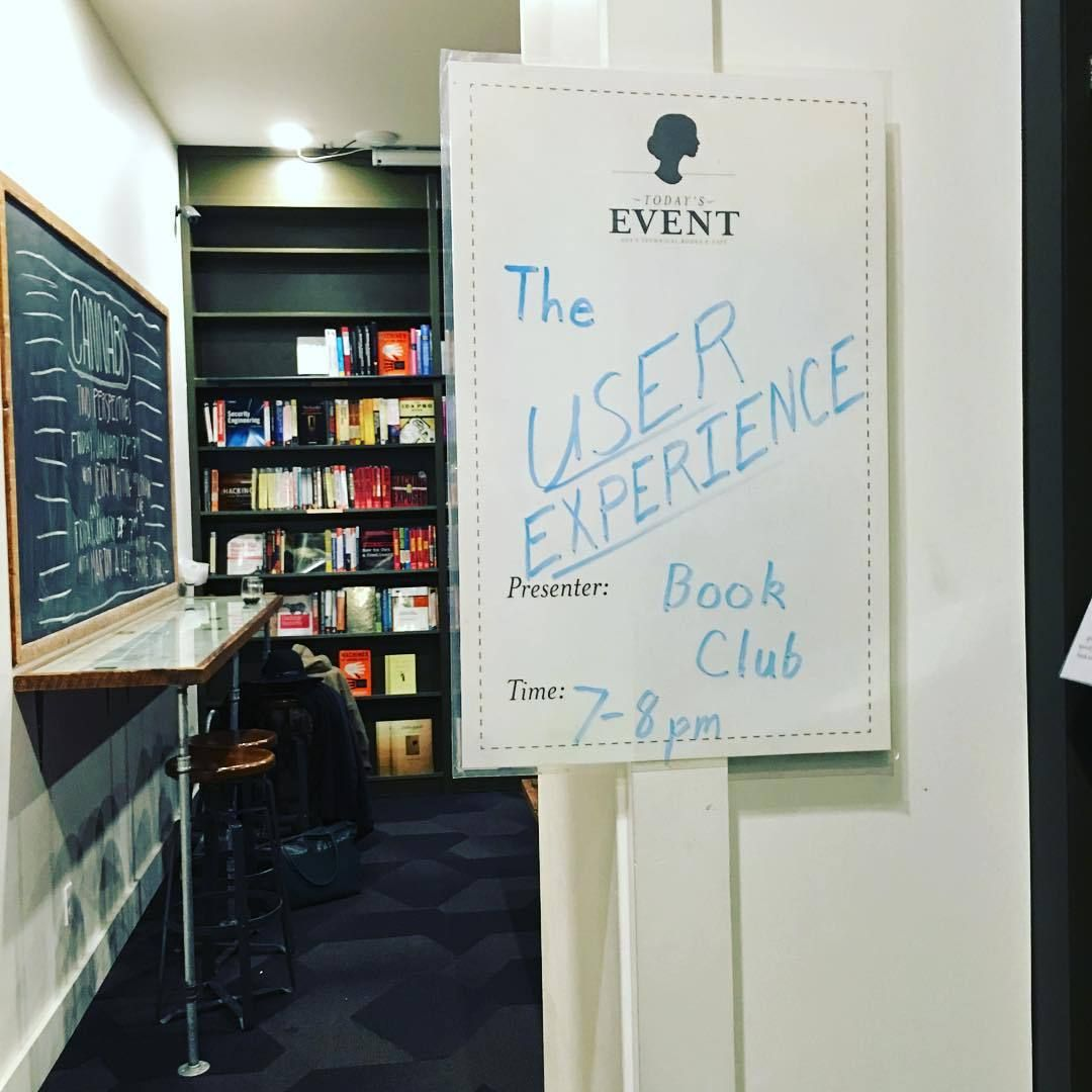 Ada's UX Book Club