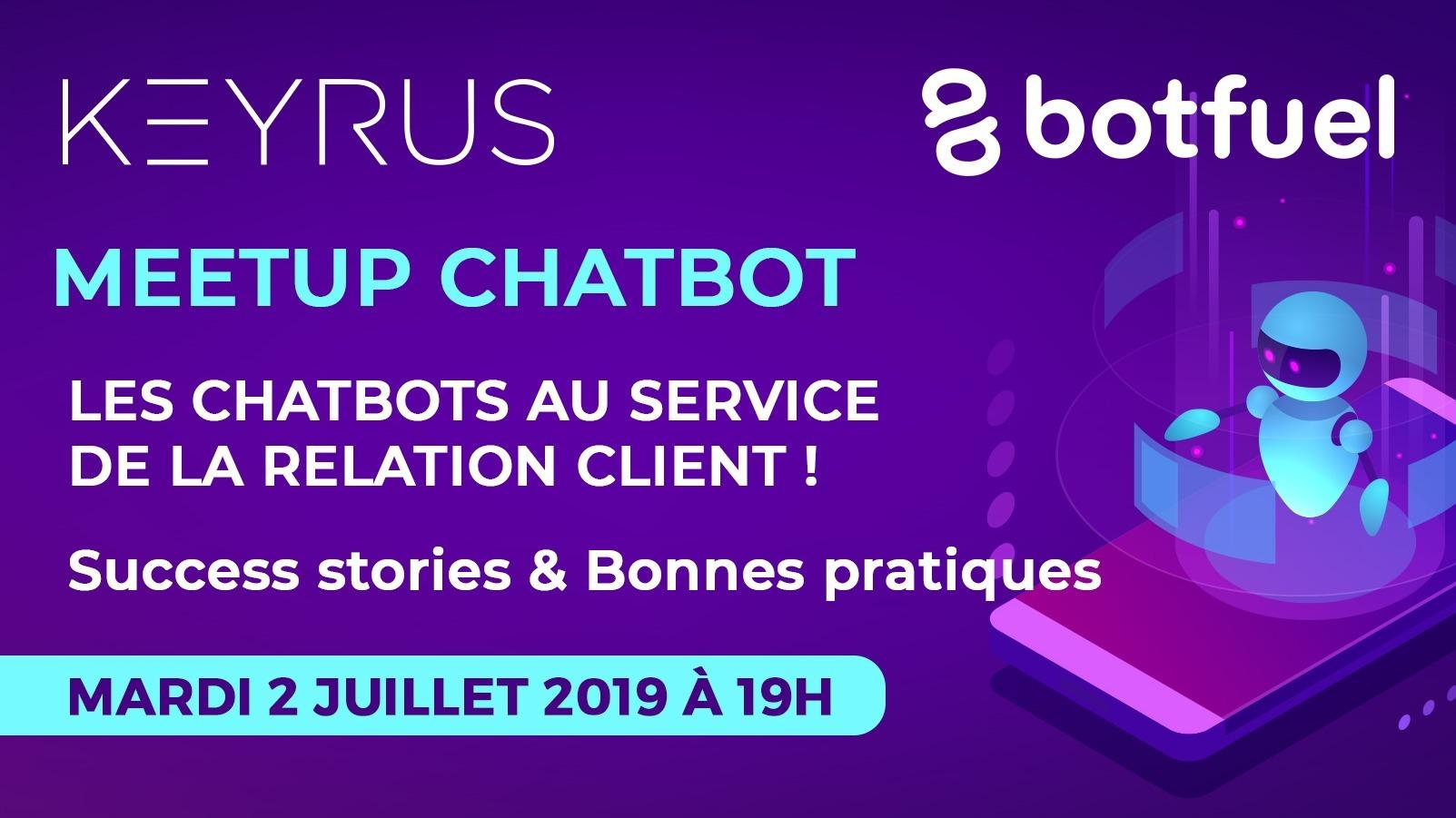 meetup chatbot