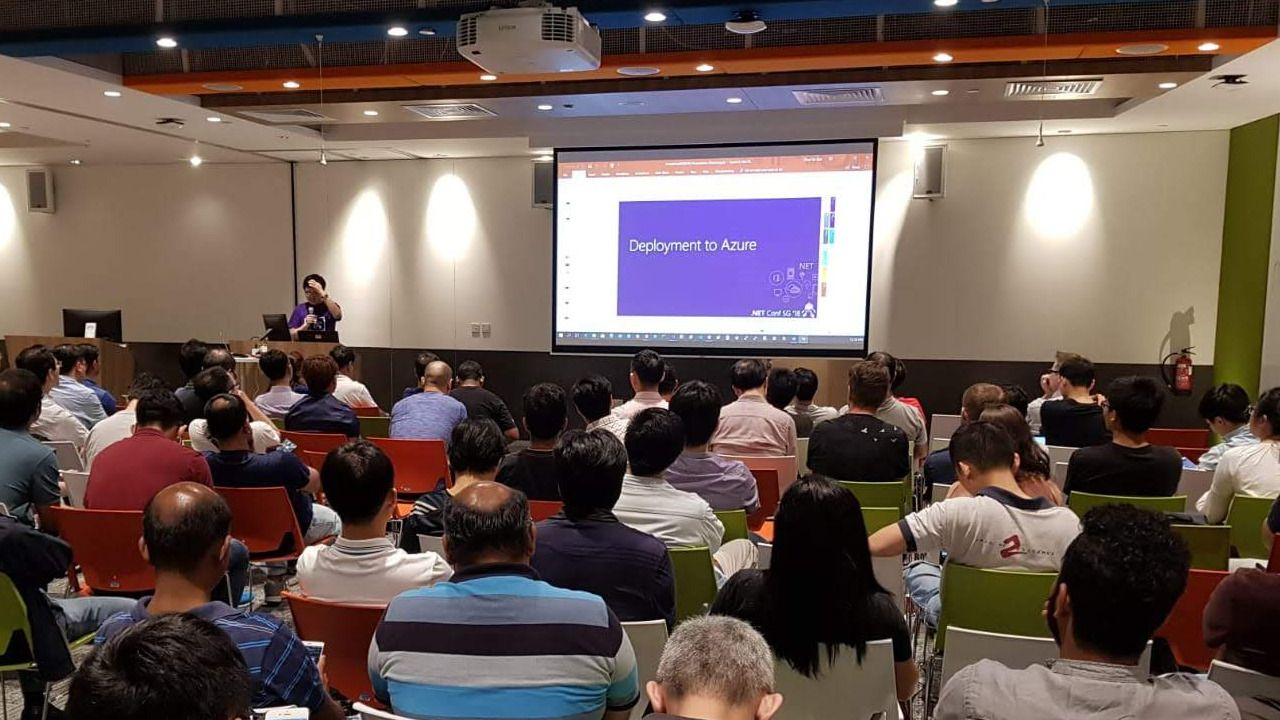 Azure Community Singapore (ACS)