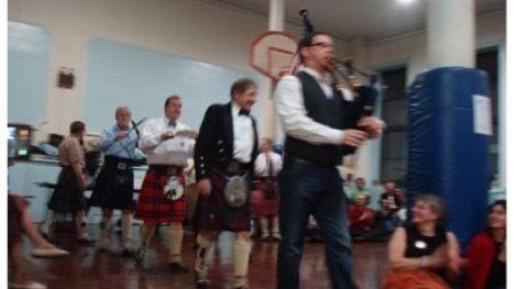 Scottish Country Dancing in New York