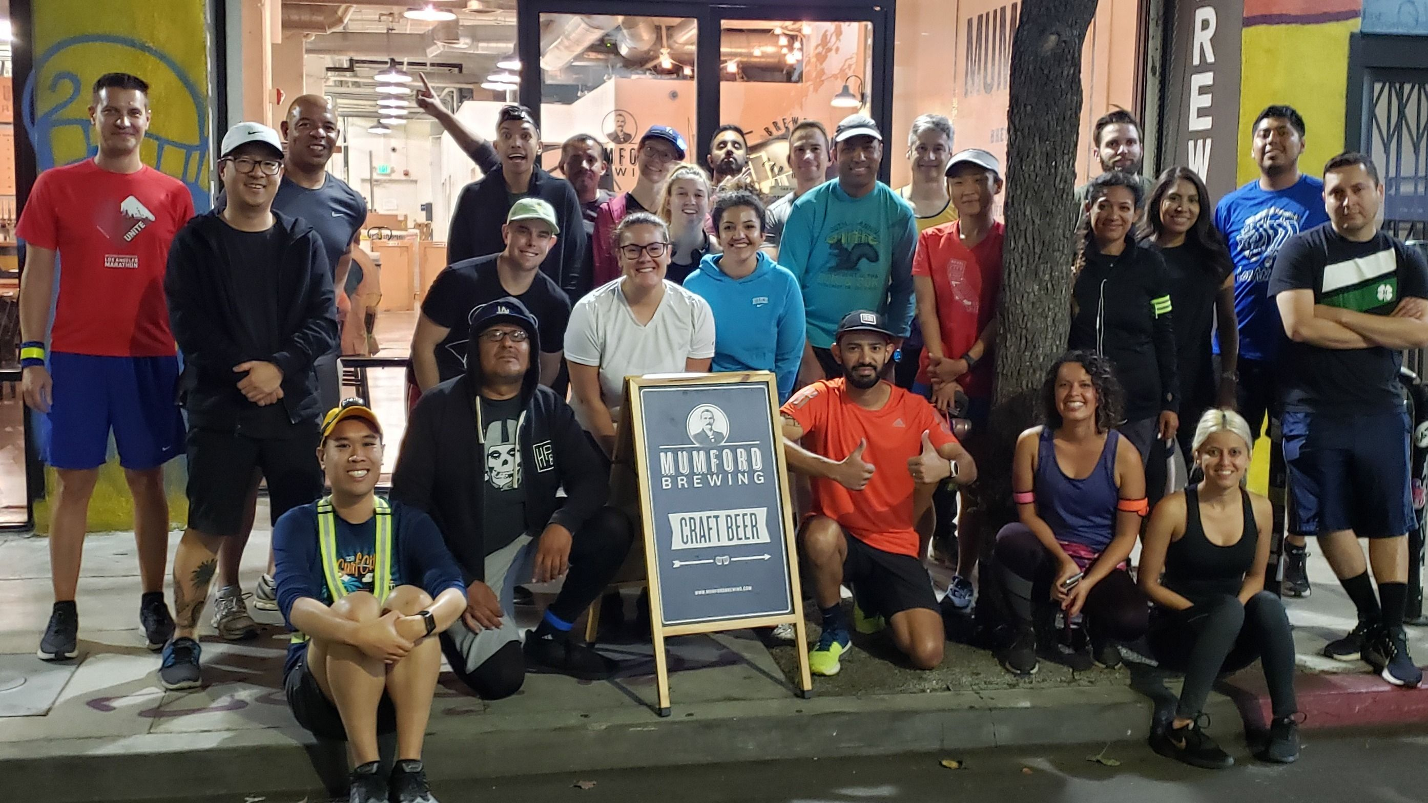 LA Craft Runners