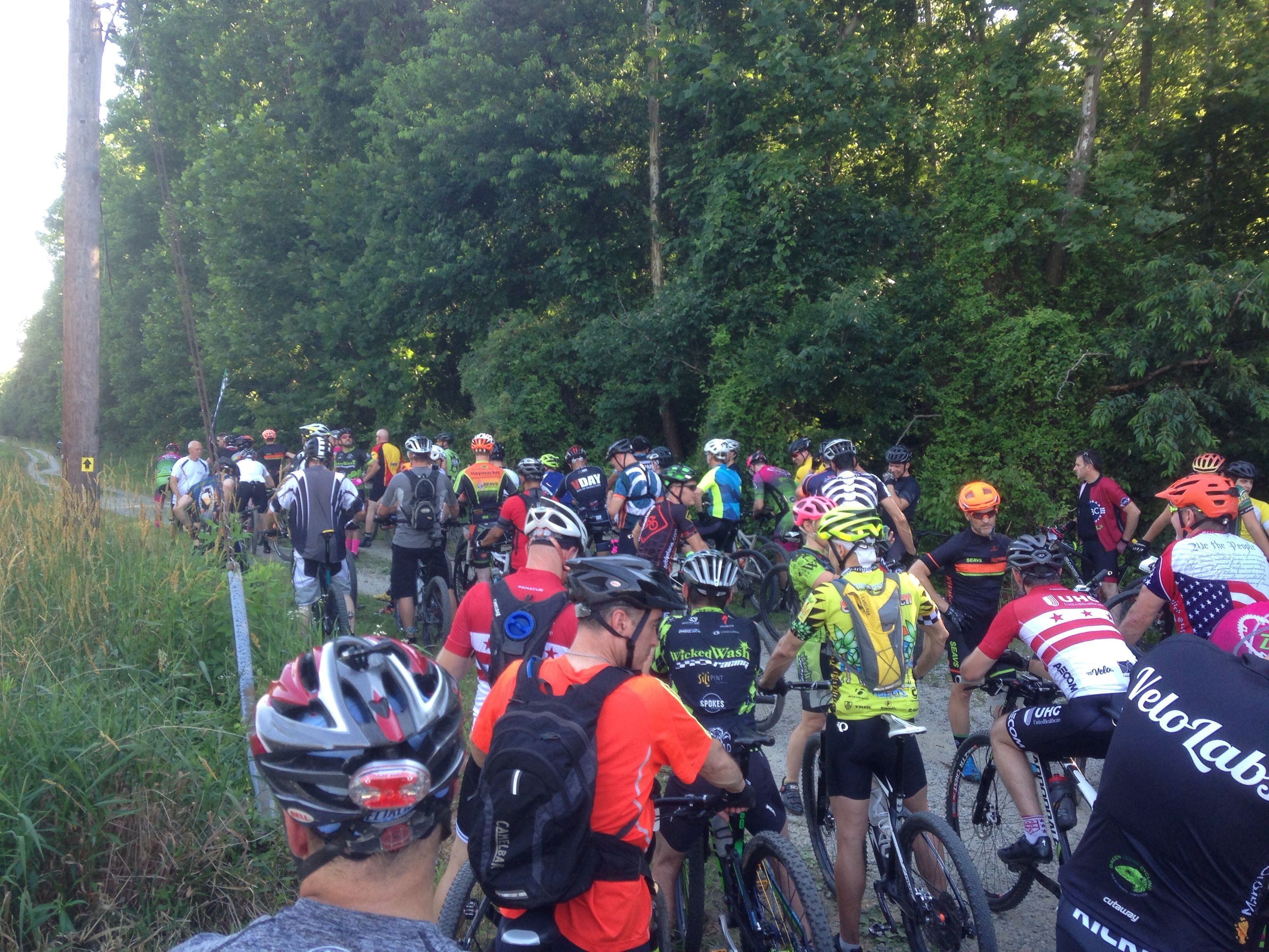 Washington DC Mountain Bike Meetup