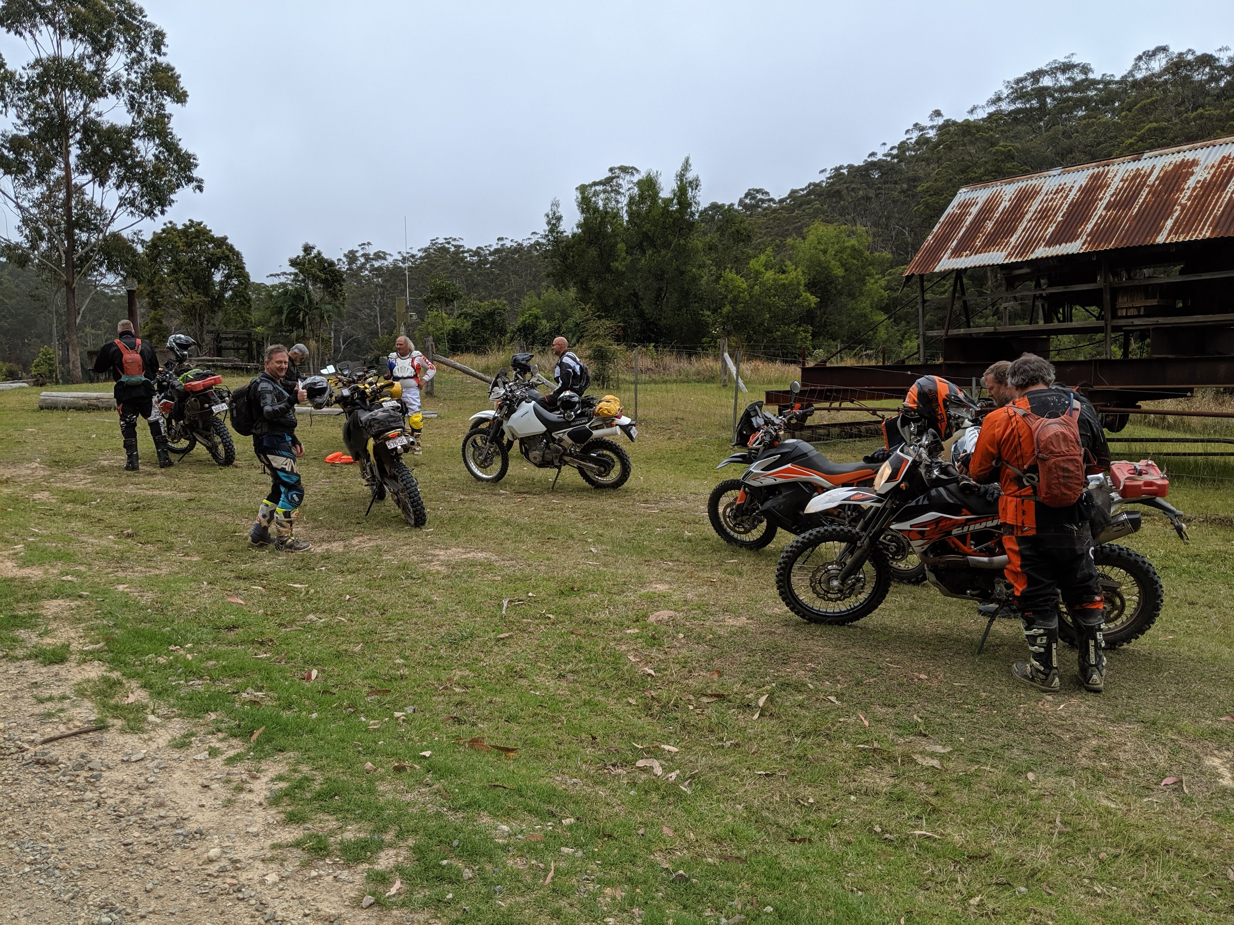 Adventure and Off Road Motorcycle Riders Australia