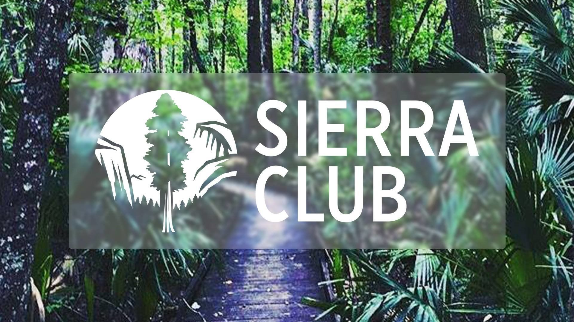 Sierra Club Groups of the Greater Tampa Bay Florida Area