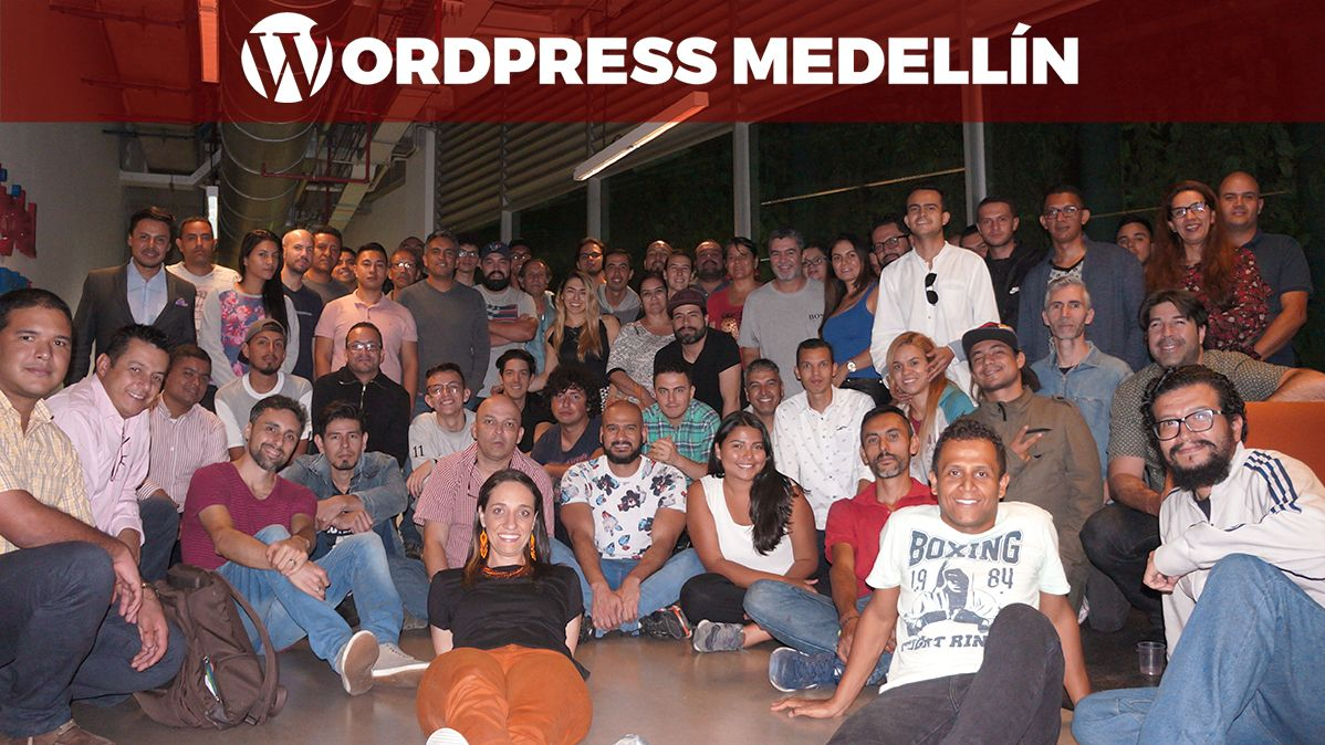 WordPress Medellín