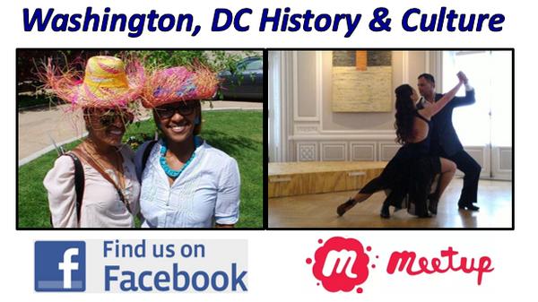 Dating evenementen in Washington DC