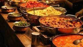 Spices of India, Curry Night!????????????