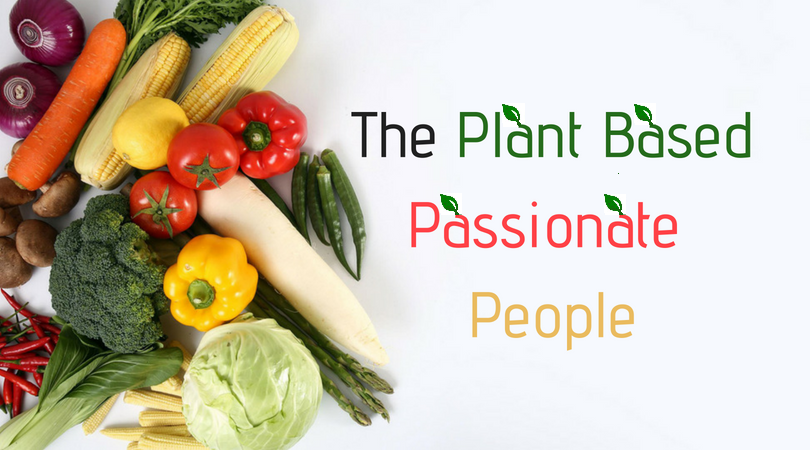 The Plant Based Passionate People