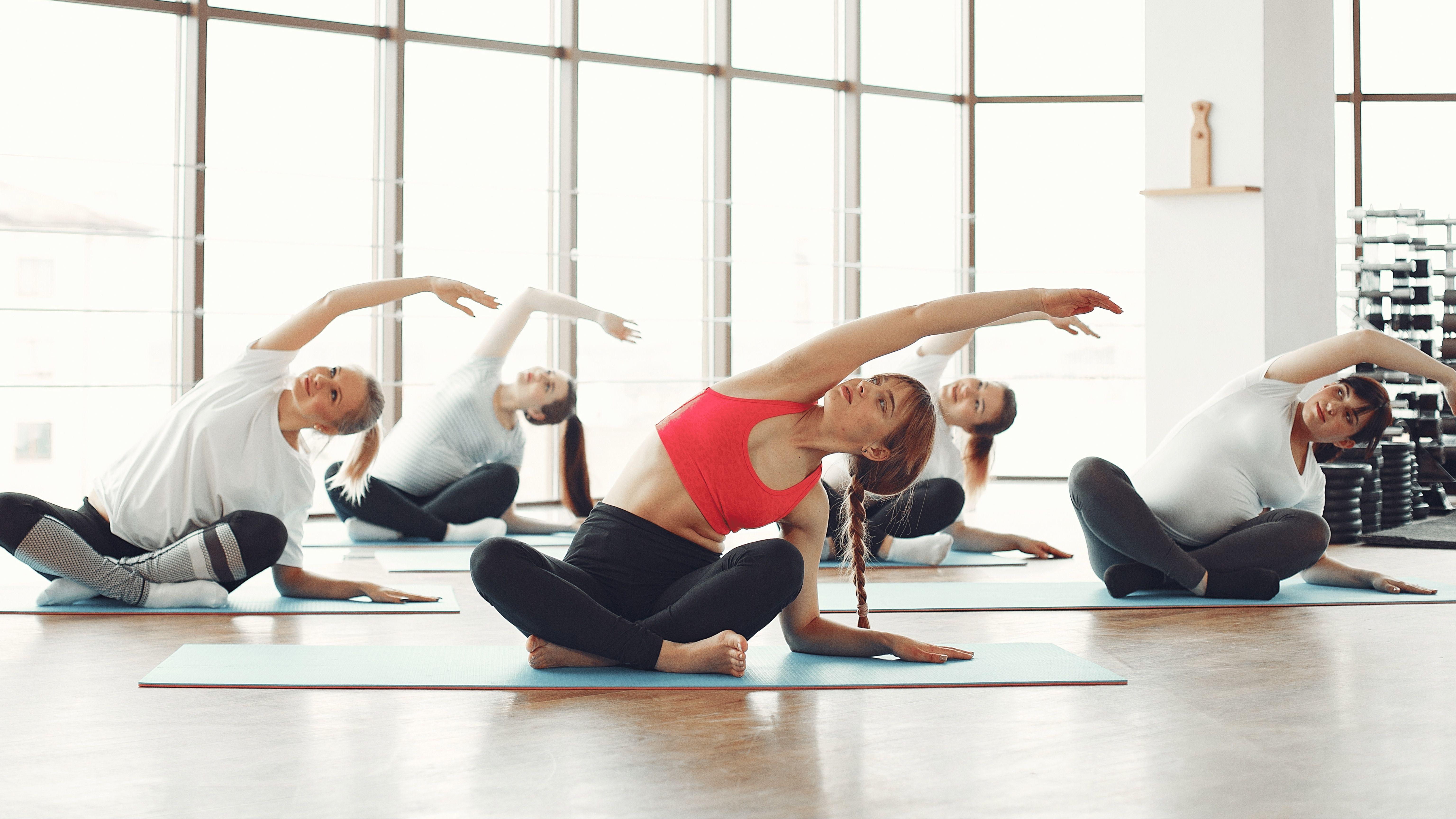 5€ ► Yoga Vinyasa ► 18ème