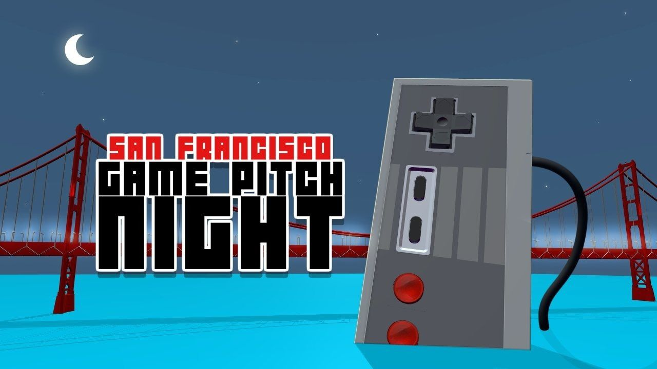 San Francisco Game Pitch Night