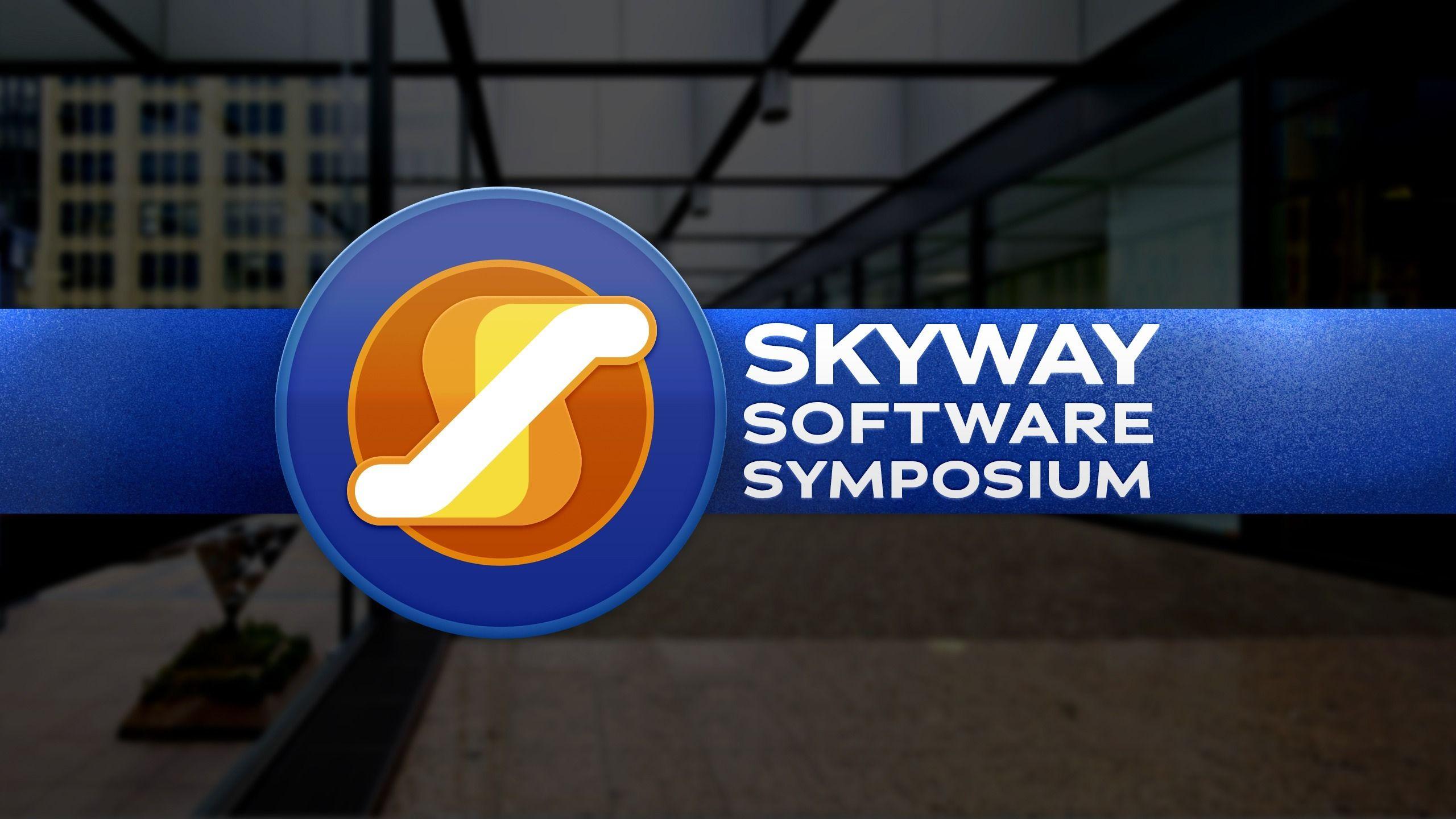 Skyway Software Symposium
