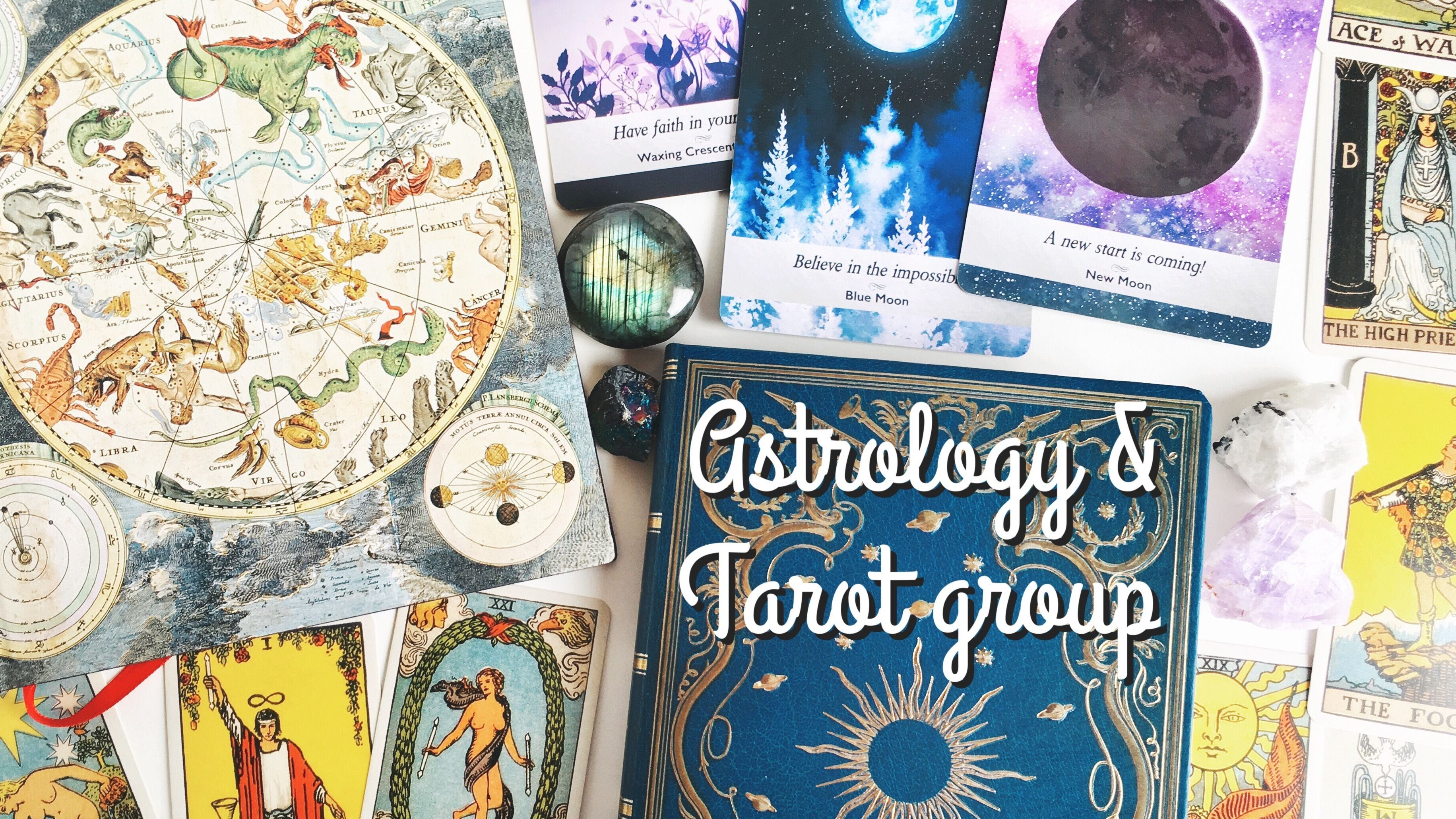 Astrology & Tarot group