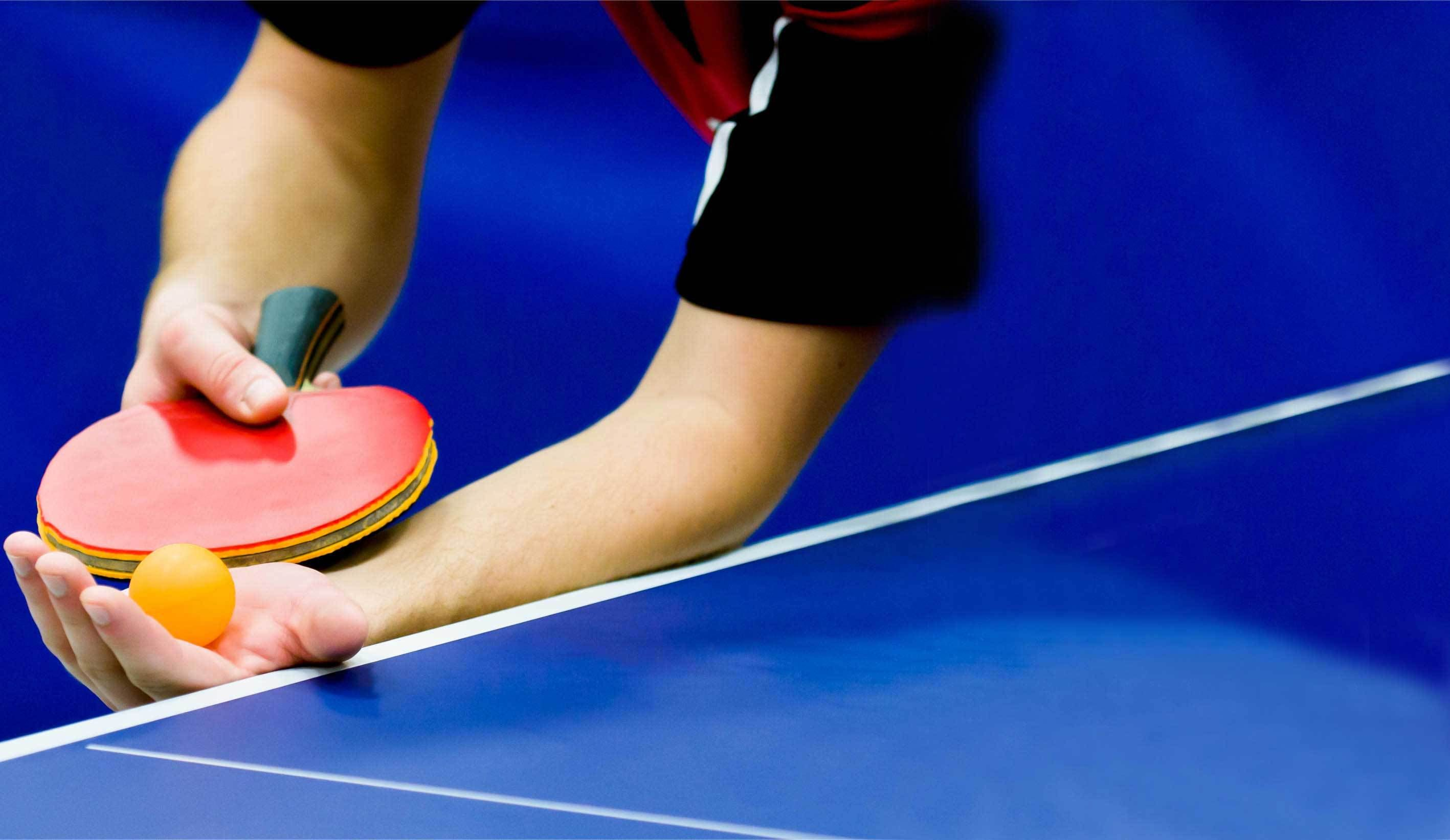 Let's Ping-Pong!