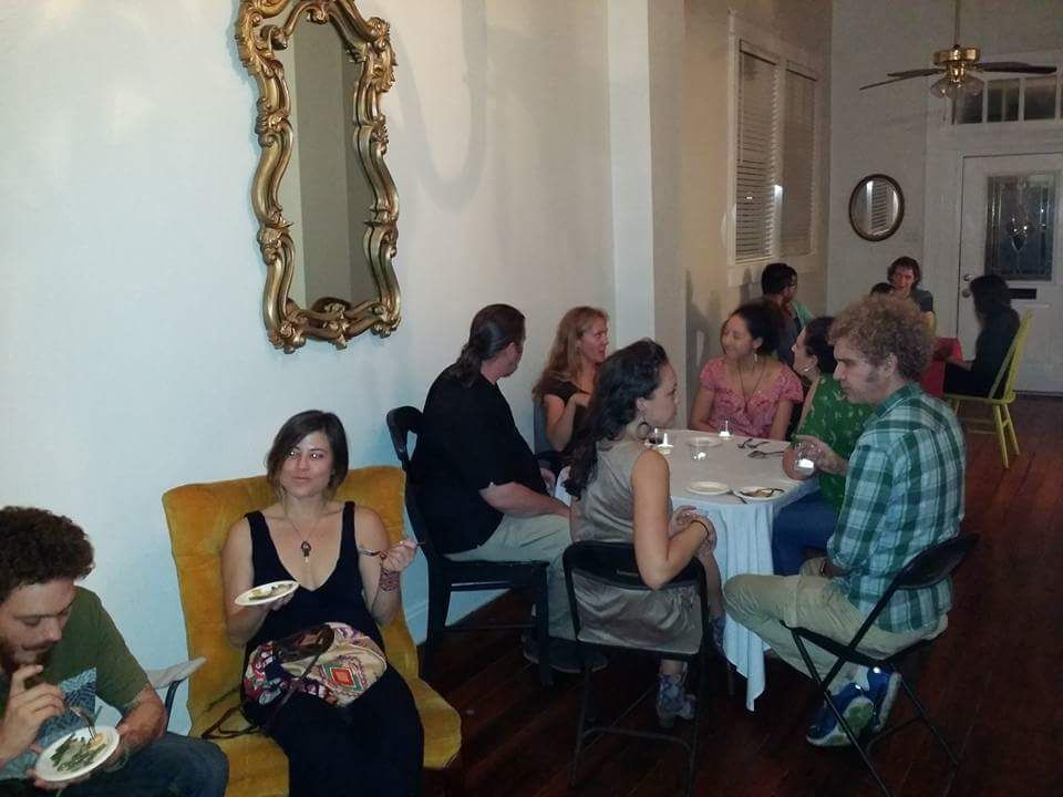 The New Orleans Vegetarian Meetup