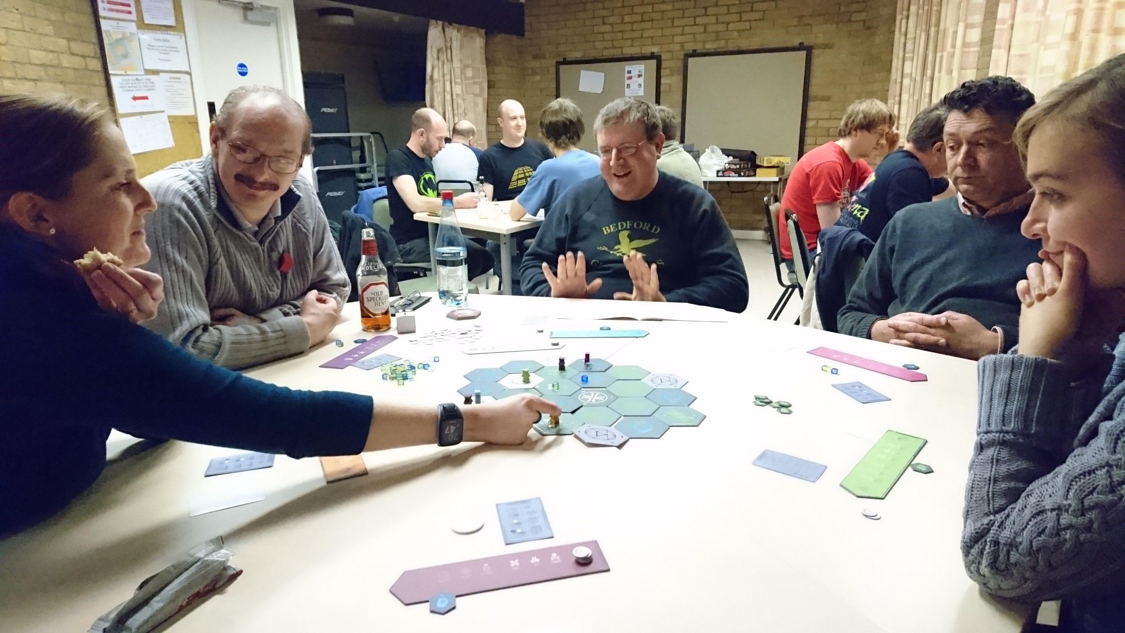Bedford Board Gaming