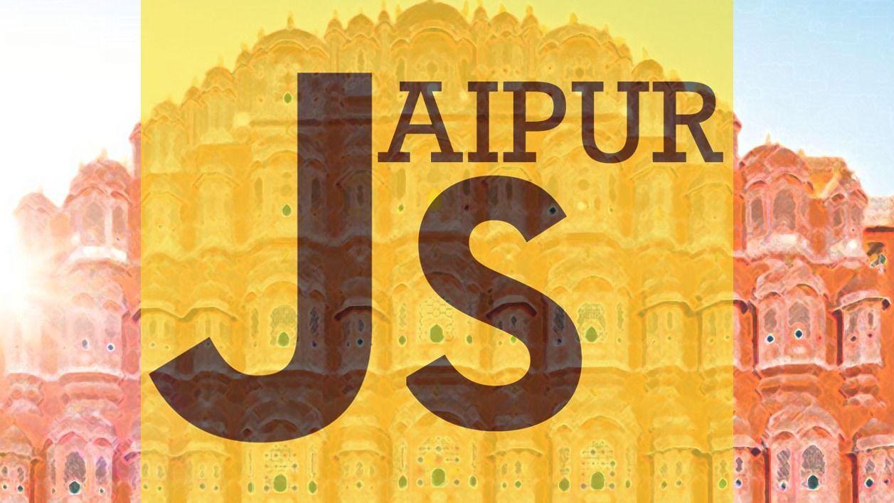 JaipurJS - Developer Meetup