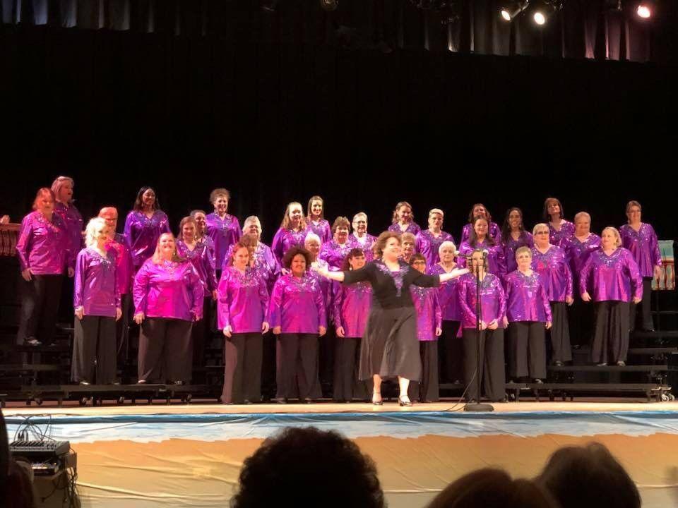 Dundalk Chorus: An A Cappella Chorus For Women of All Ages!