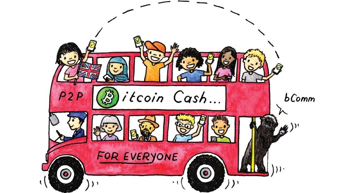 London Bitcoin Cash Meetup