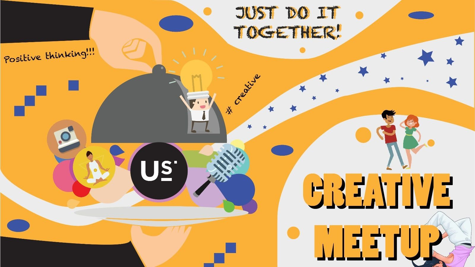 Meetups/Events by UnionSPACE