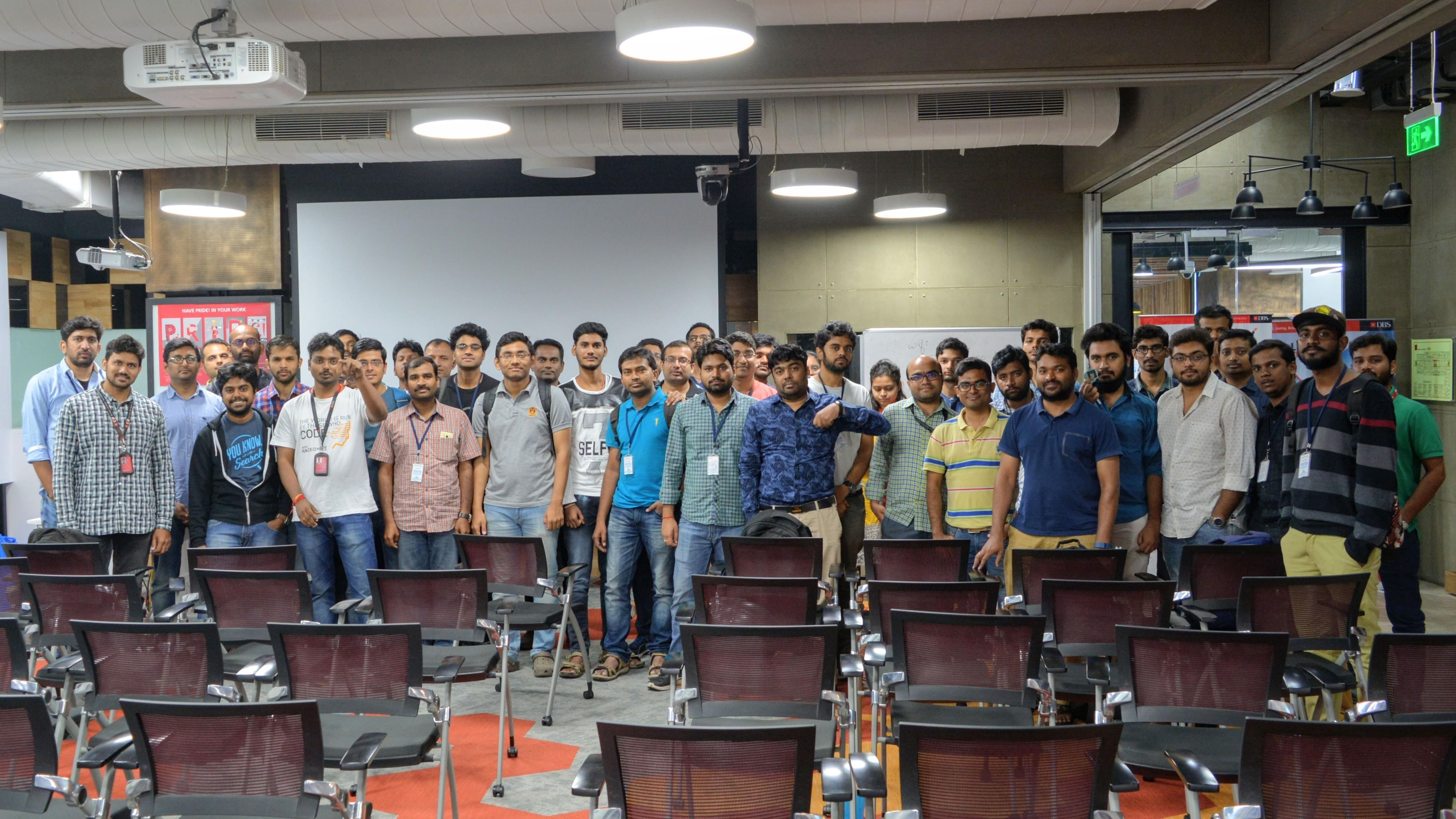 Past Events | Java User Group - Hyderabad (Hyderabad, India) | Meetup