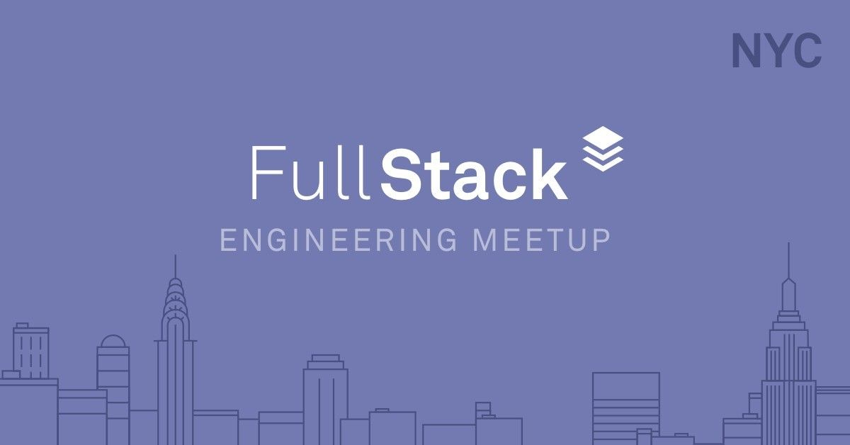 Stacksgiving - The Time (Series Data) of Your Life | Meetup